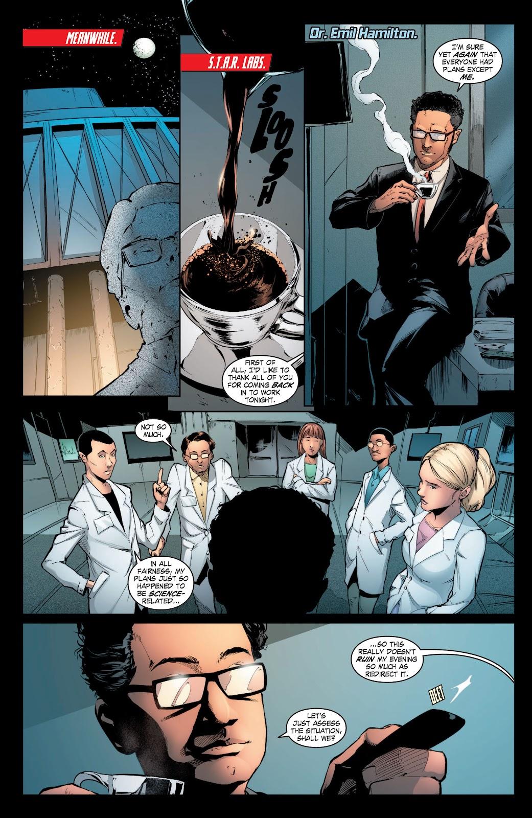 Read online Smallville Season 11 [II] comic -  Issue # TPB 3 - 51