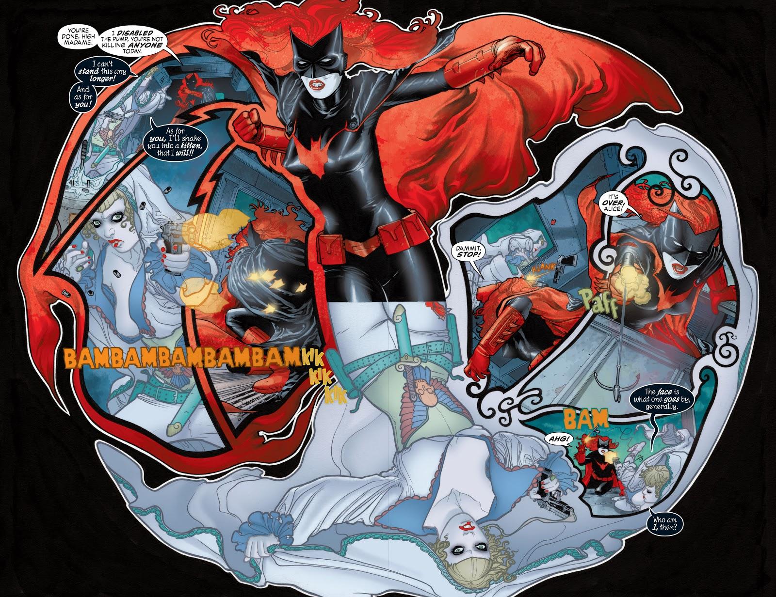 Read online Detective Comics (1937) comic -  Issue # _TPB Batwoman – Elegy (New Edition) (Part 1) - 77