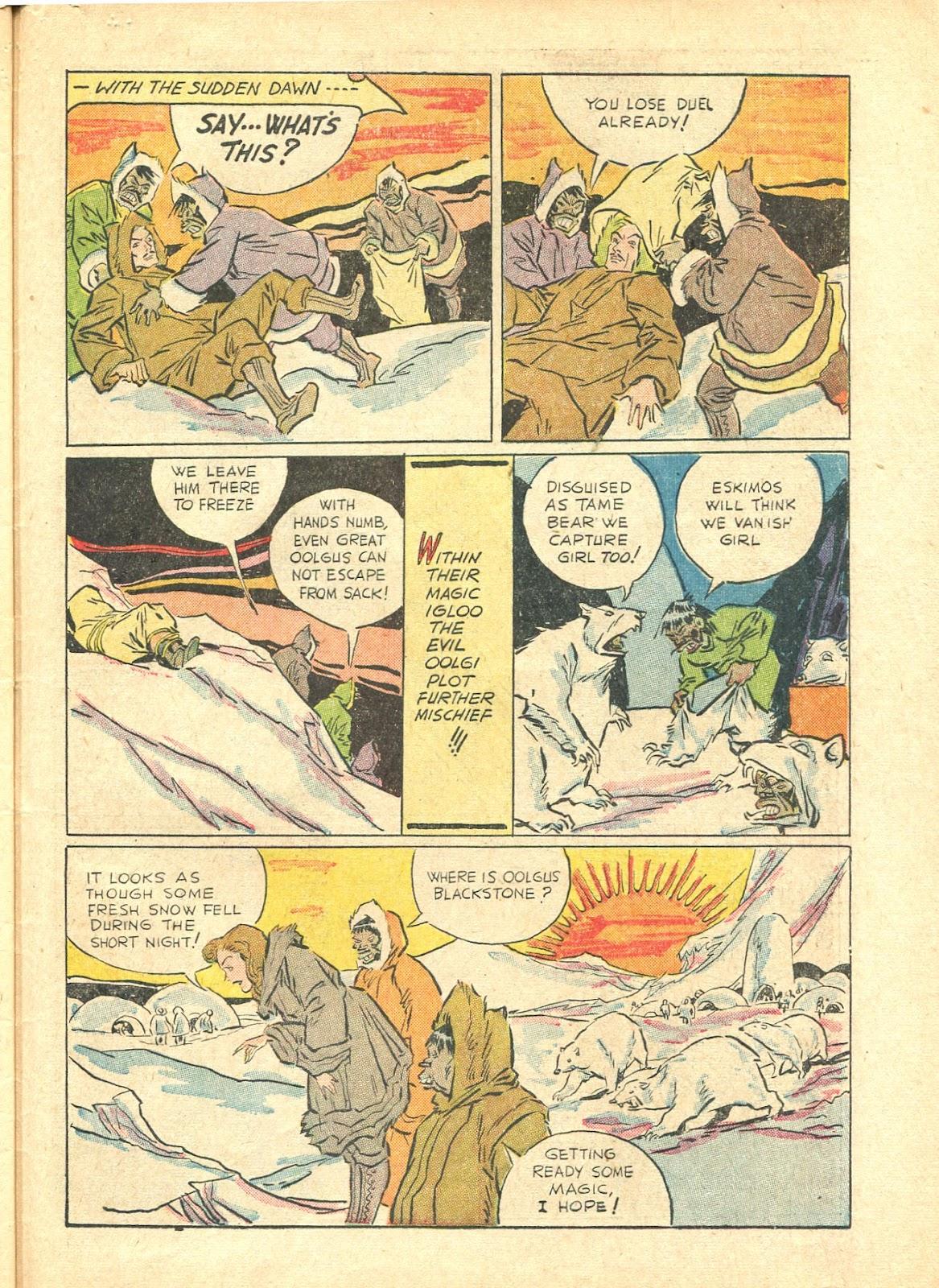 Read online Super-Magician Comics comic -  Issue #21 - 55