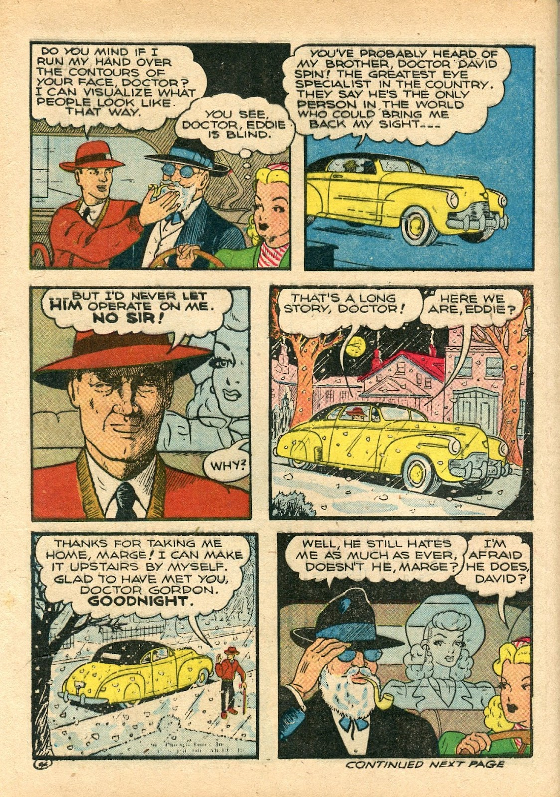 Read online Famous Funnies comic -  Issue #112 - 14