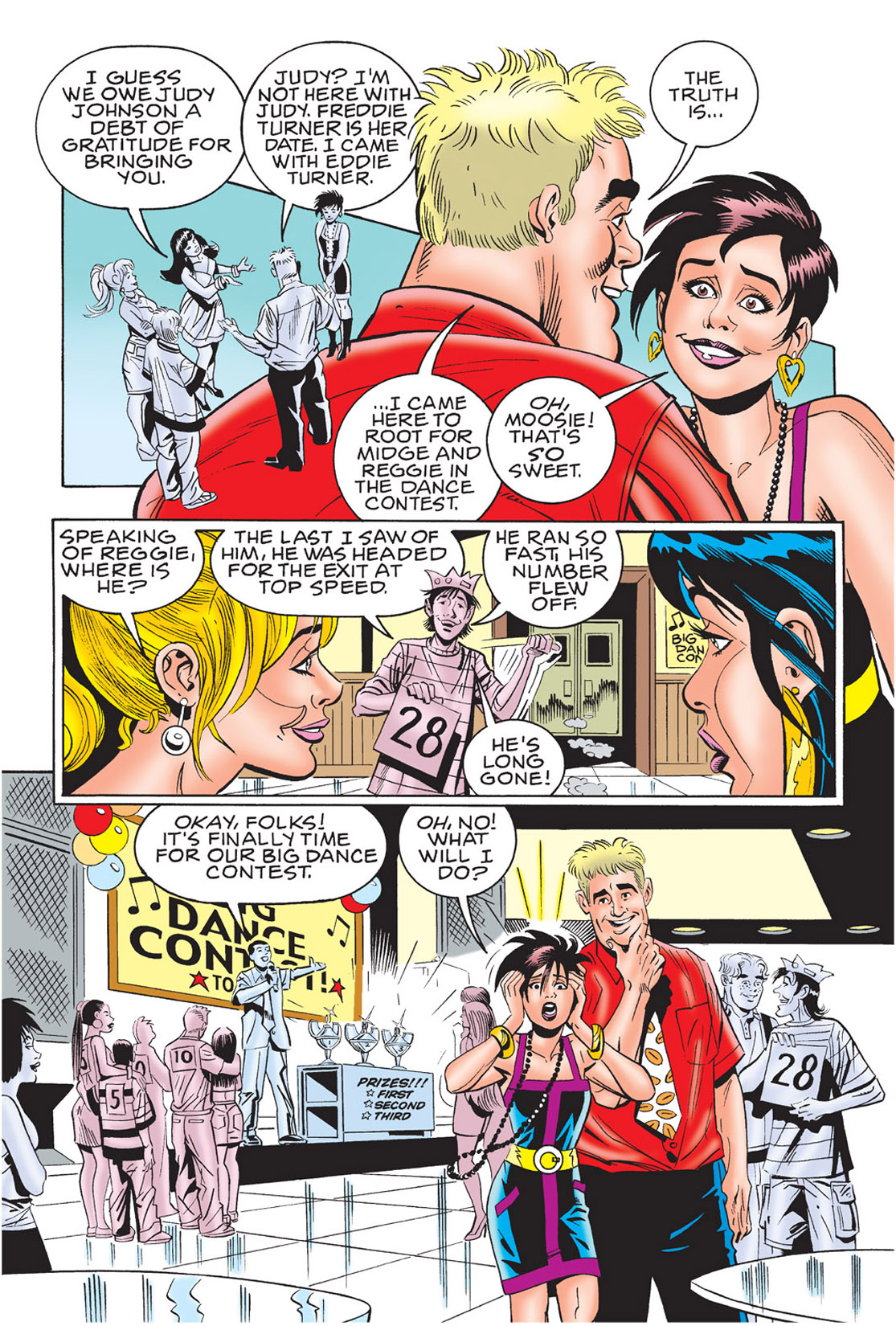 Read online Archie's New Look Series comic -  Issue #3 - 105