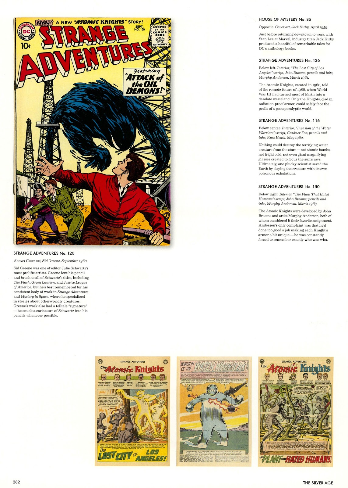 Read online 75 Years Of DC Comics comic -  Issue # TPB (Part 3) - 96