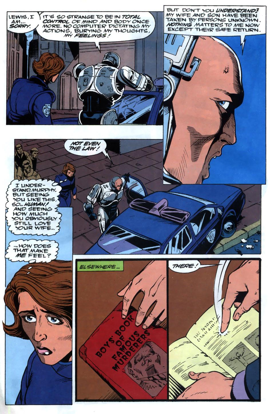 Read online Robocop (1990) comic -  Issue #20 - 6