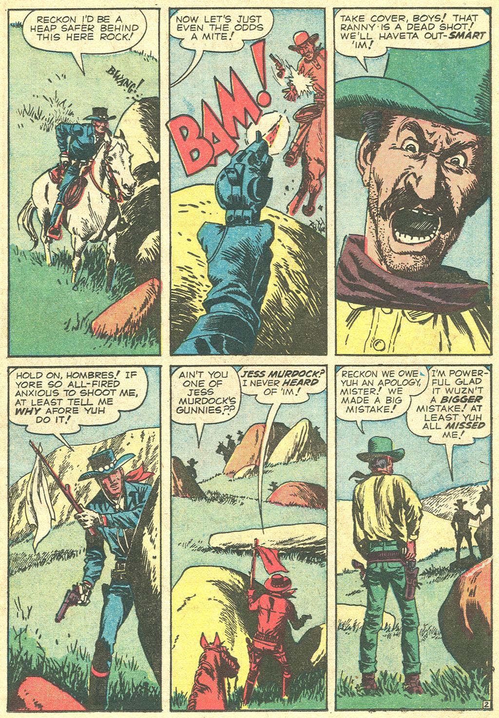 Read online Two-Gun Kid comic -  Issue #51 - 11