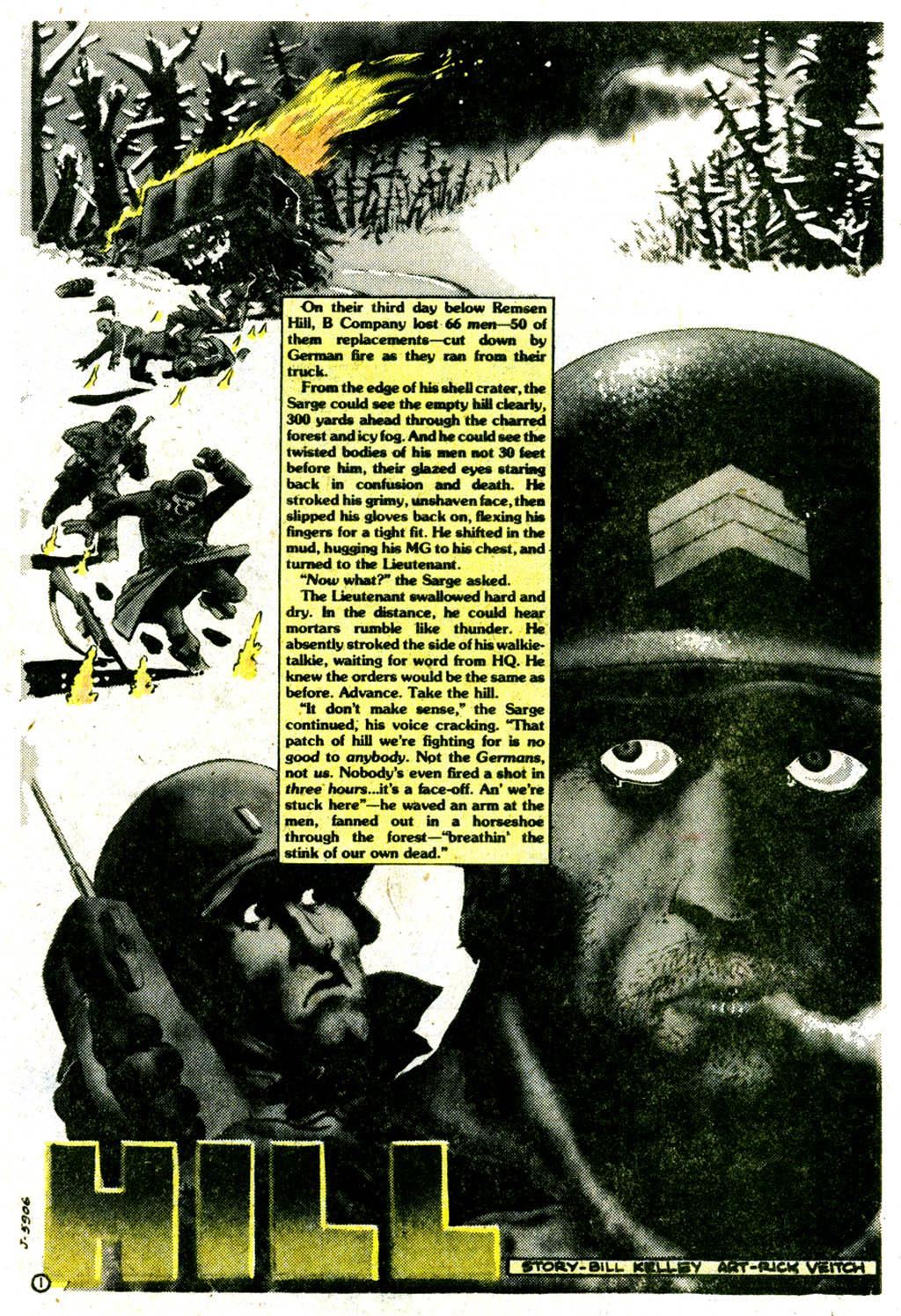 Read online Sgt. Rock comic -  Issue #334 - 30