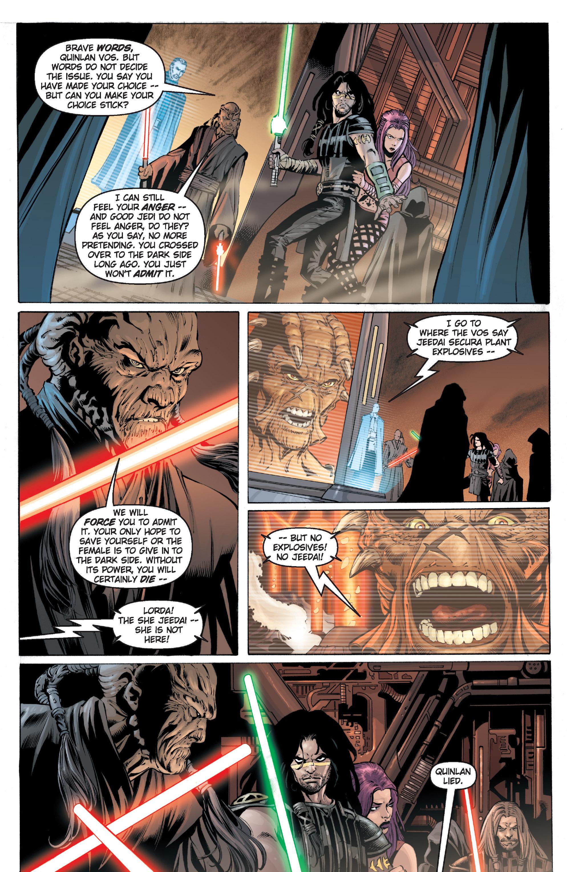 Read online Star Wars Omnibus comic -  Issue # Vol. 26 - 316