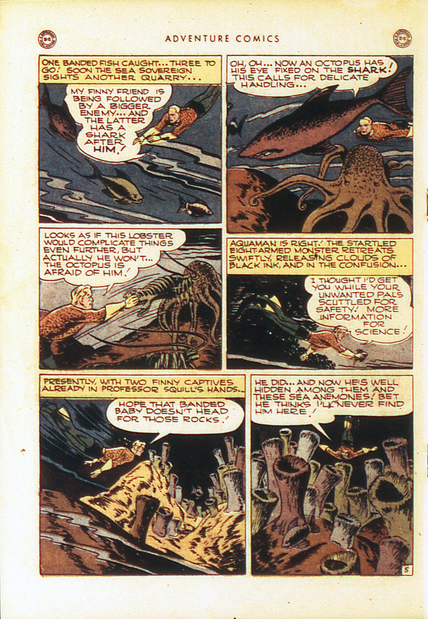 Read online Adventure Comics (1938) comic -  Issue #104 - 27