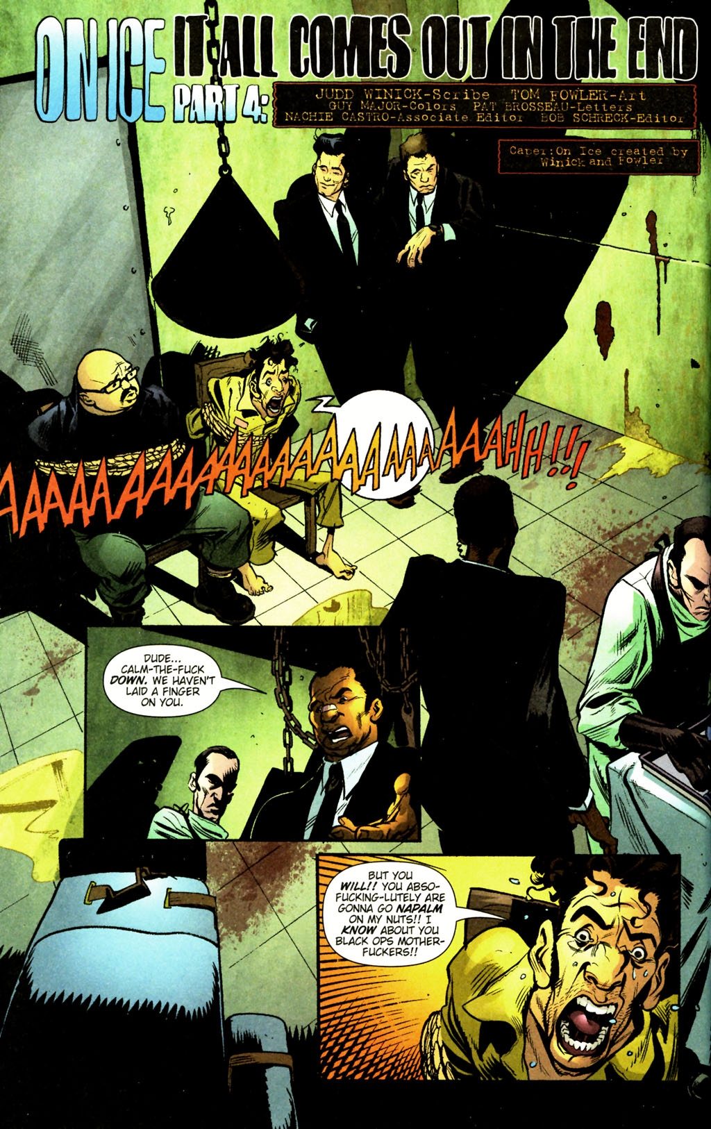 Read online Caper comic -  Issue #12 - 3