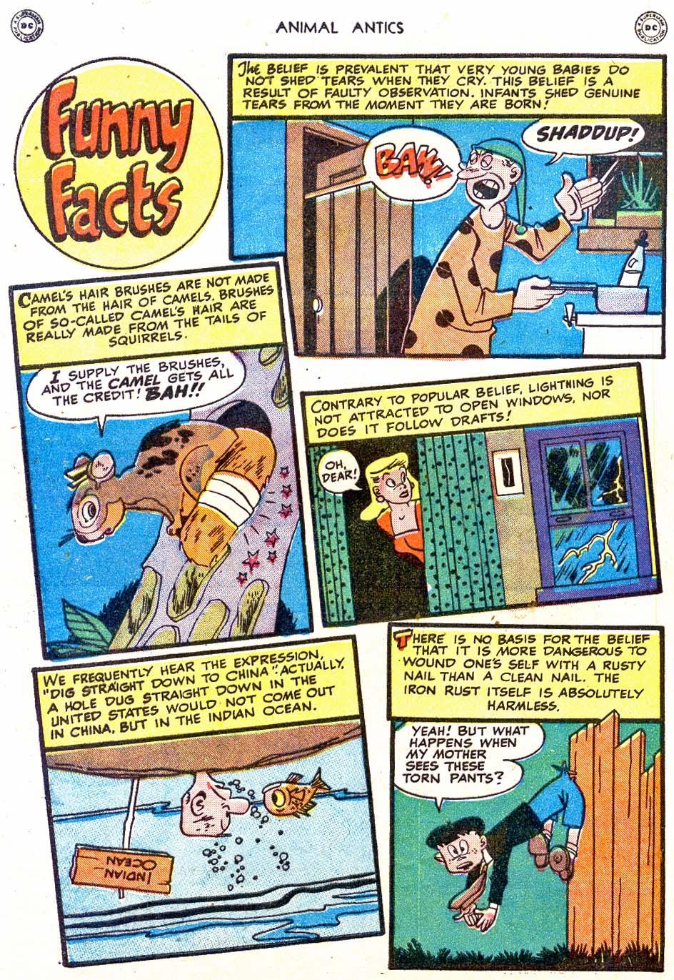 Read online Animal Antics comic -  Issue #17 - 40