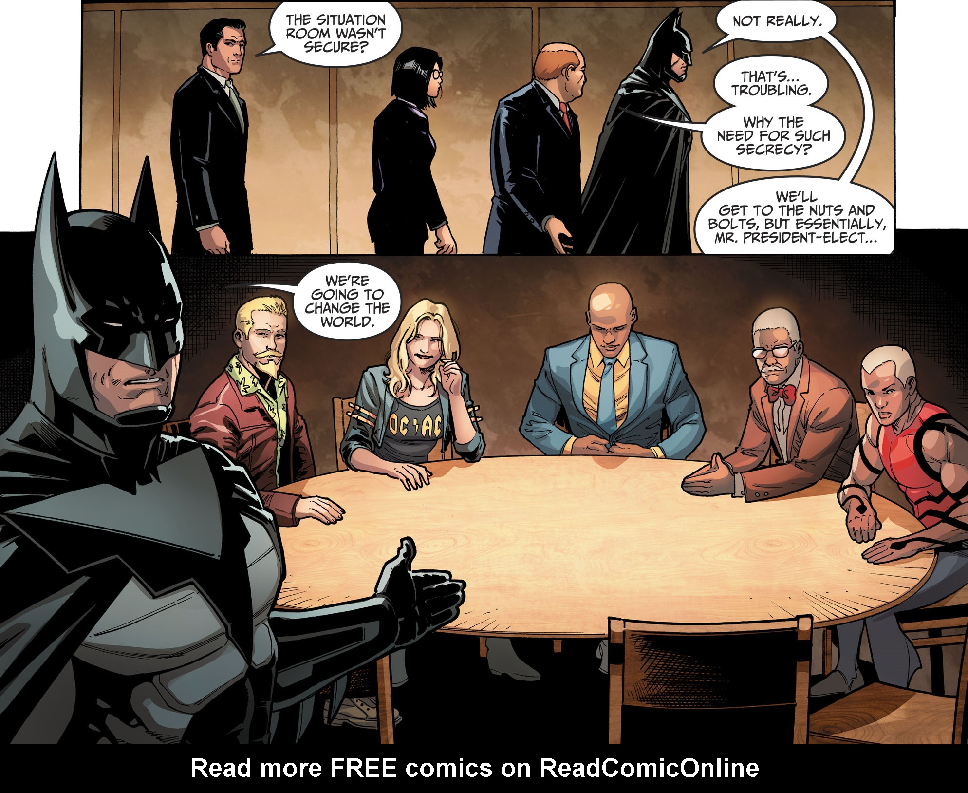 Read online Injustice 2 comic -  Issue #10 - 7