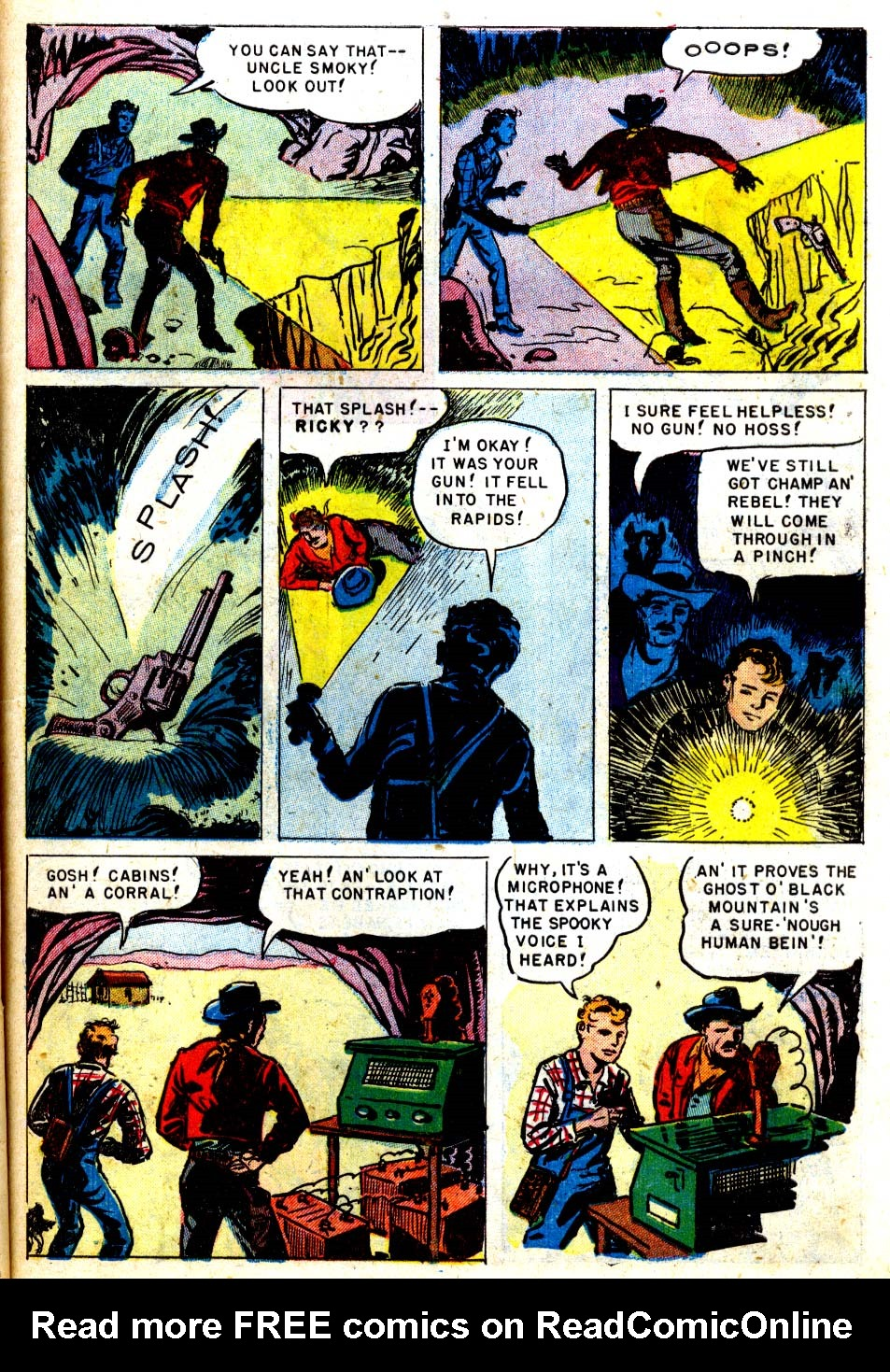Four Color Comics issue 287 - Page 39