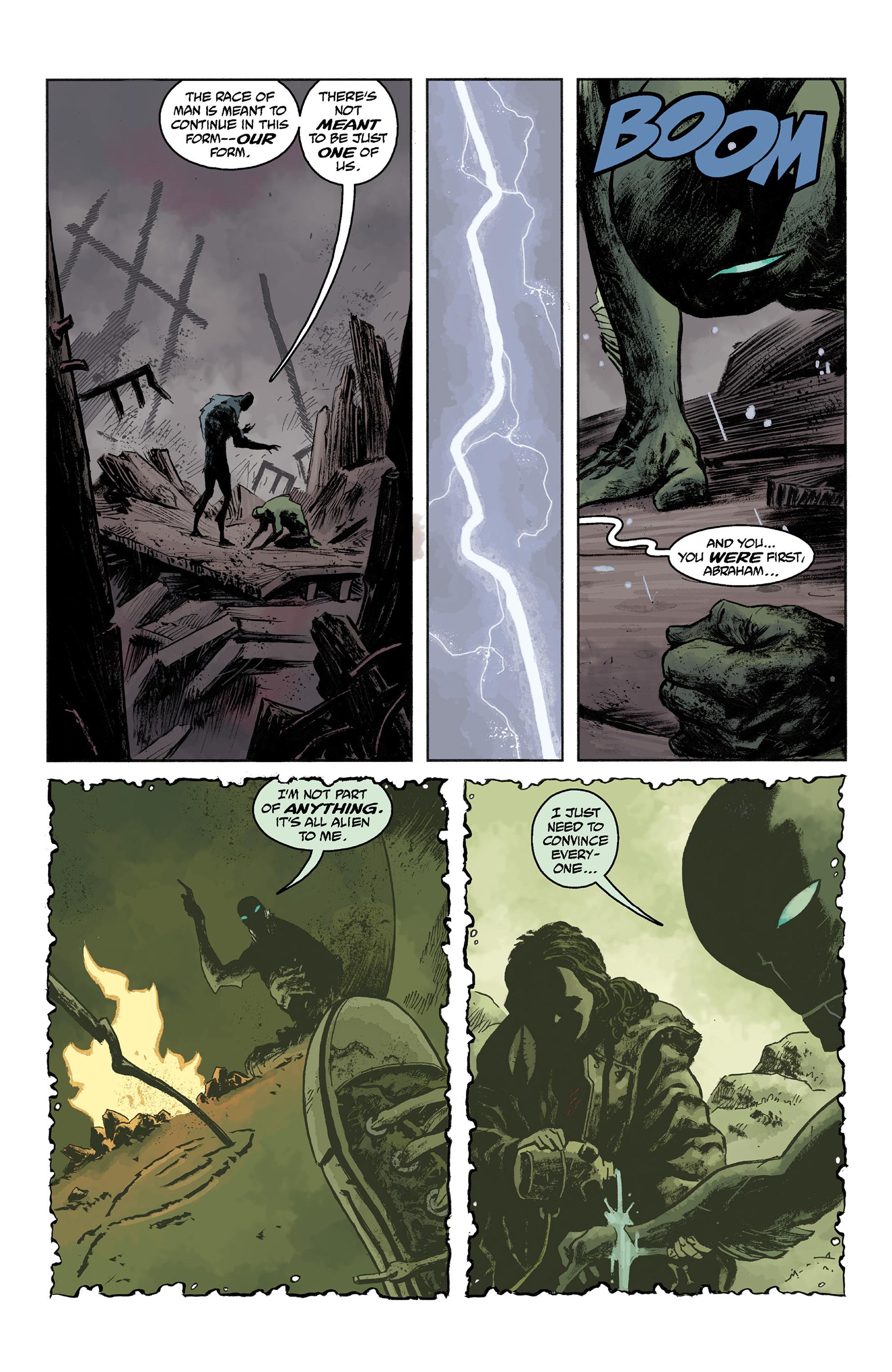 Read online Abe Sapien comic -  Issue #36 - 15