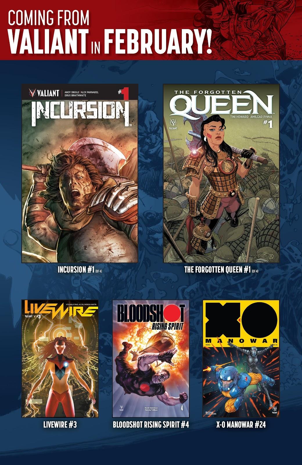 Read online X-O Manowar (2017) comic -  Issue #23 - 32