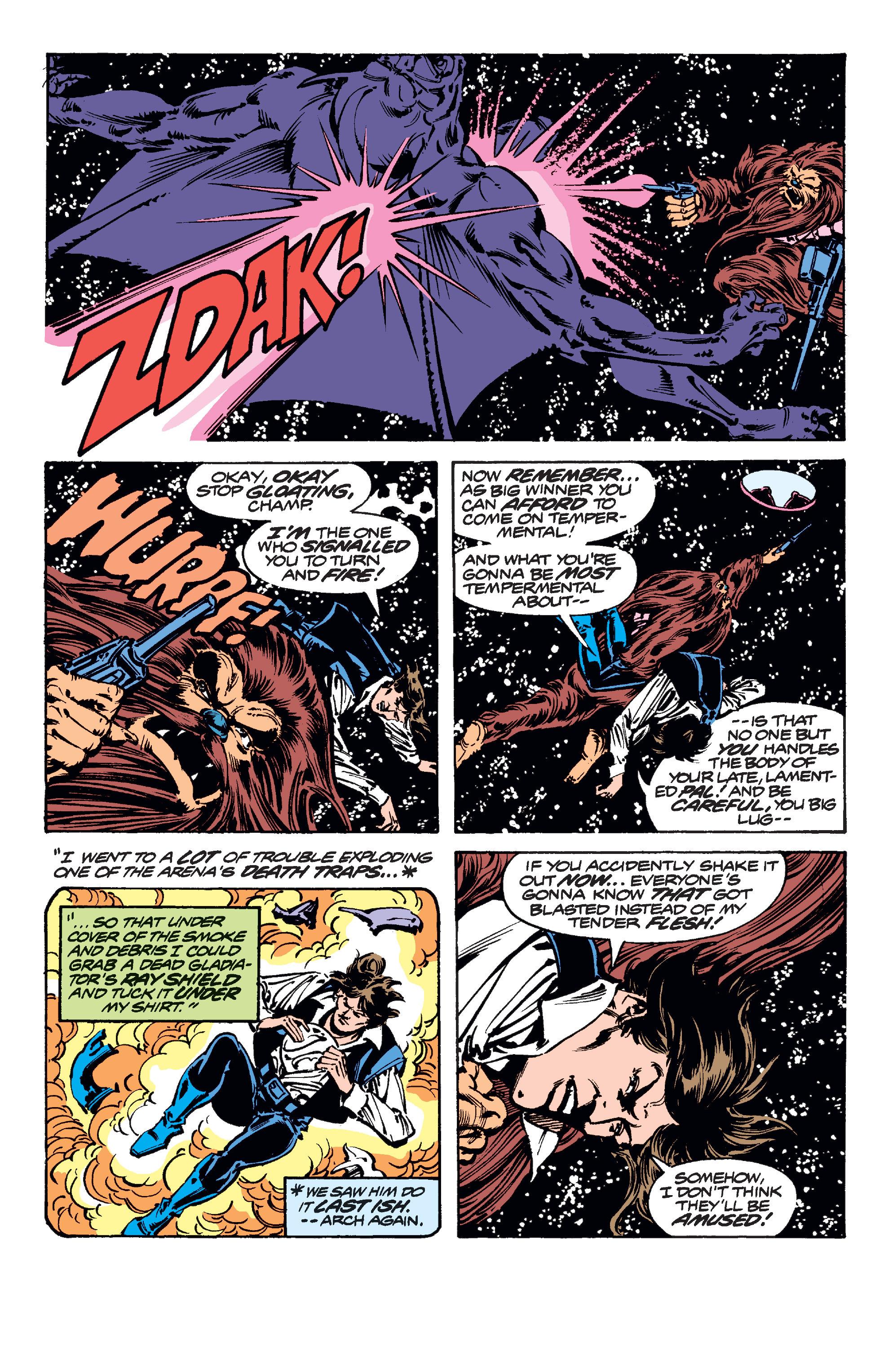 Read online Star Wars Omnibus comic -  Issue # Vol. 13 - 405