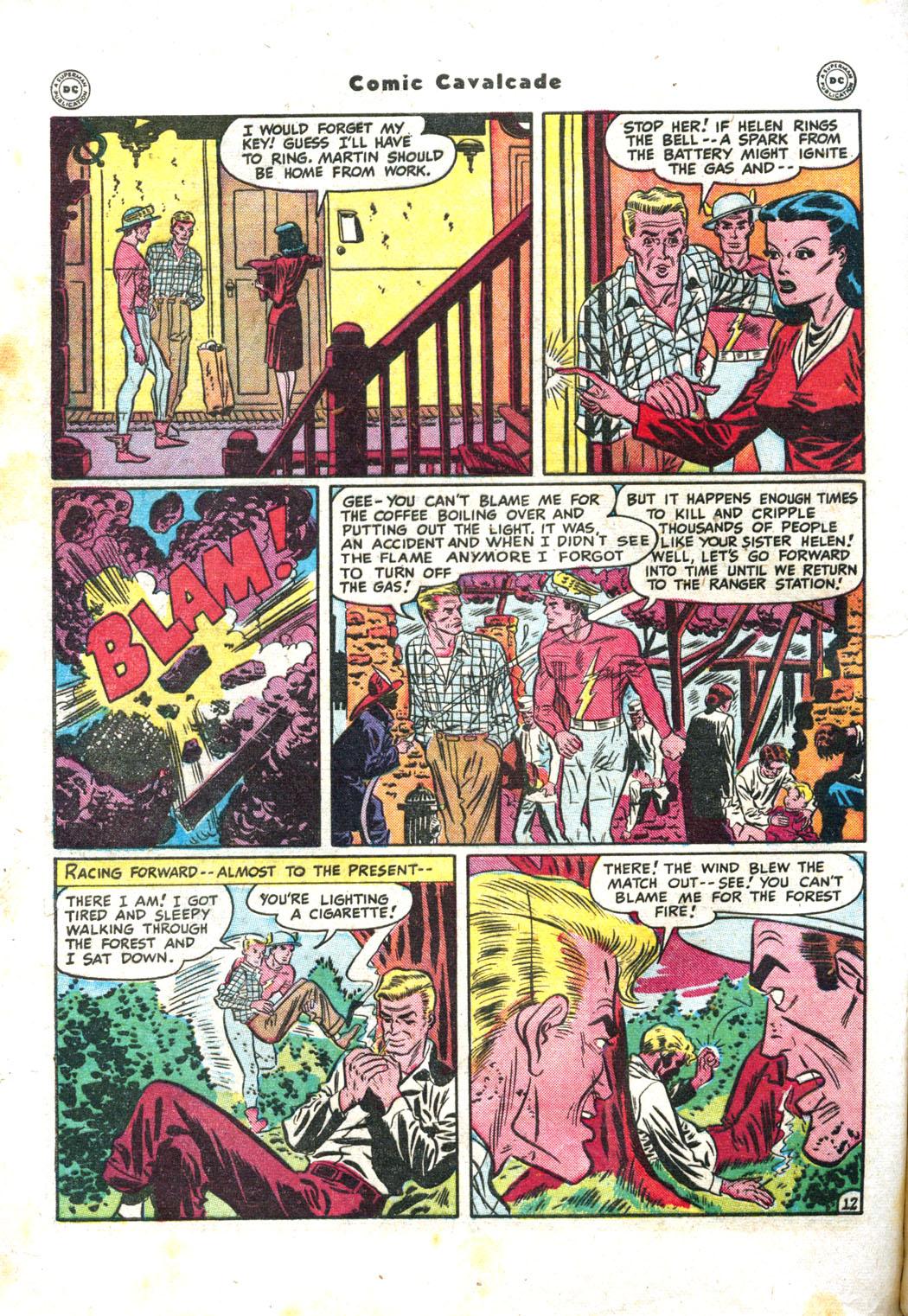 Comic Cavalcade issue 26 - Page 72