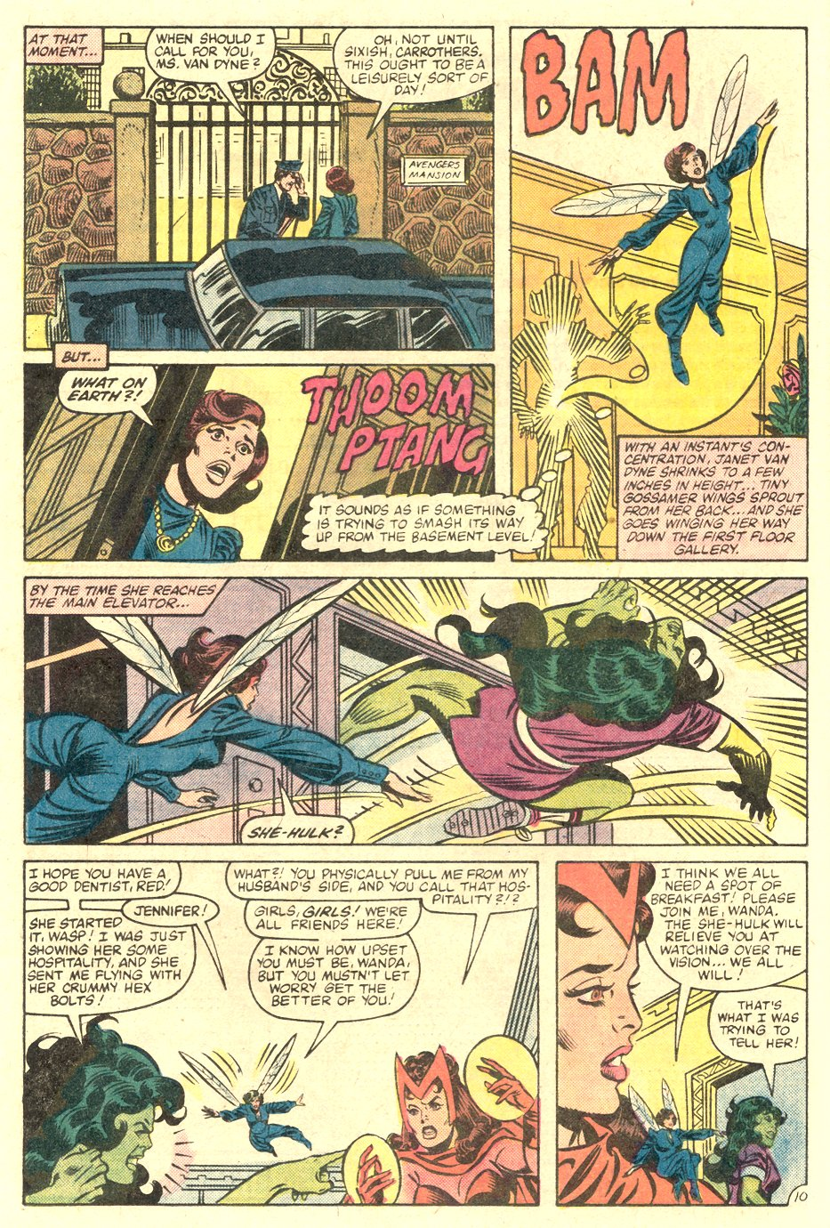 The Avengers (1963) 234 Page 10