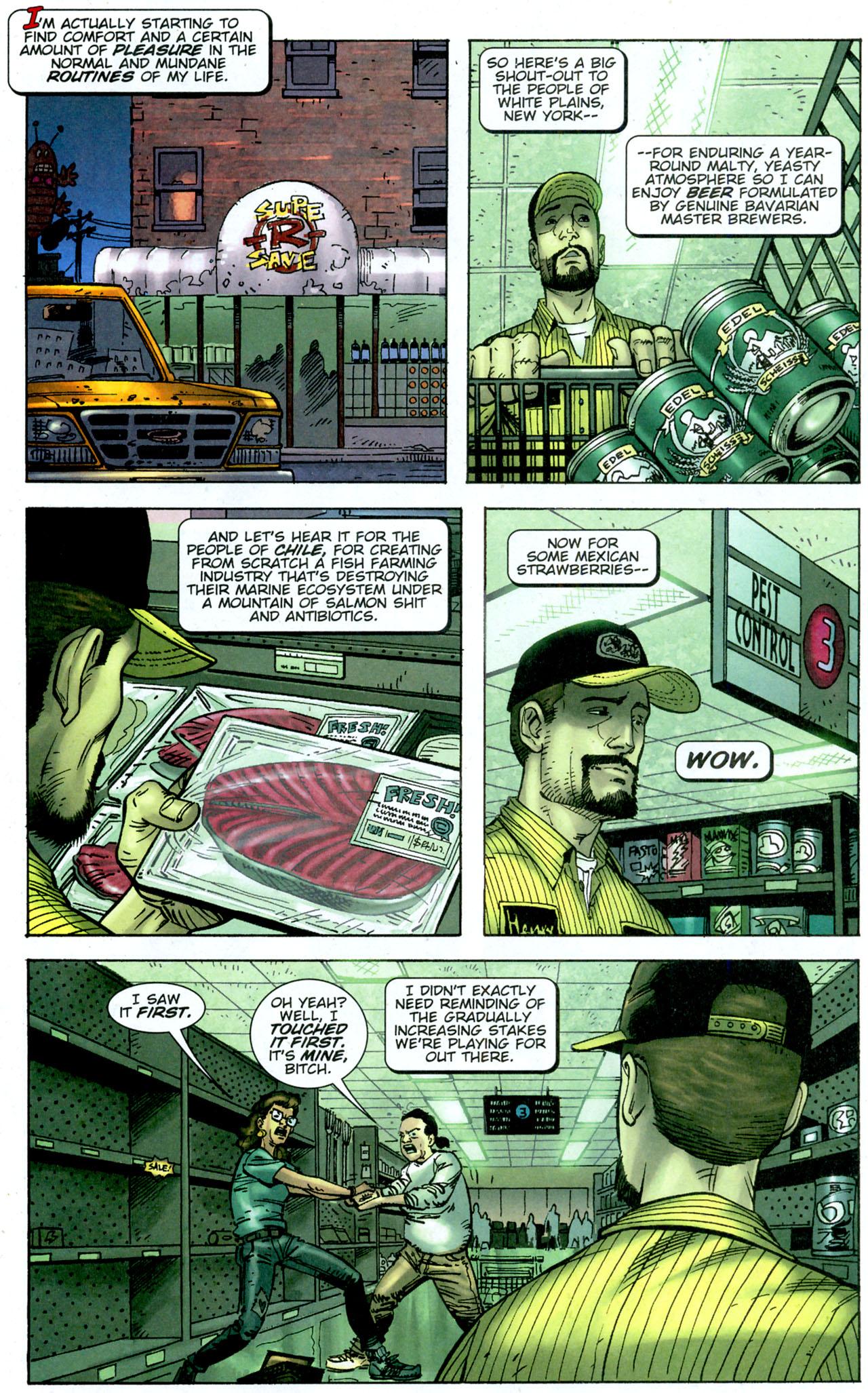 Read online The Exterminators comic -  Issue #14 - 22