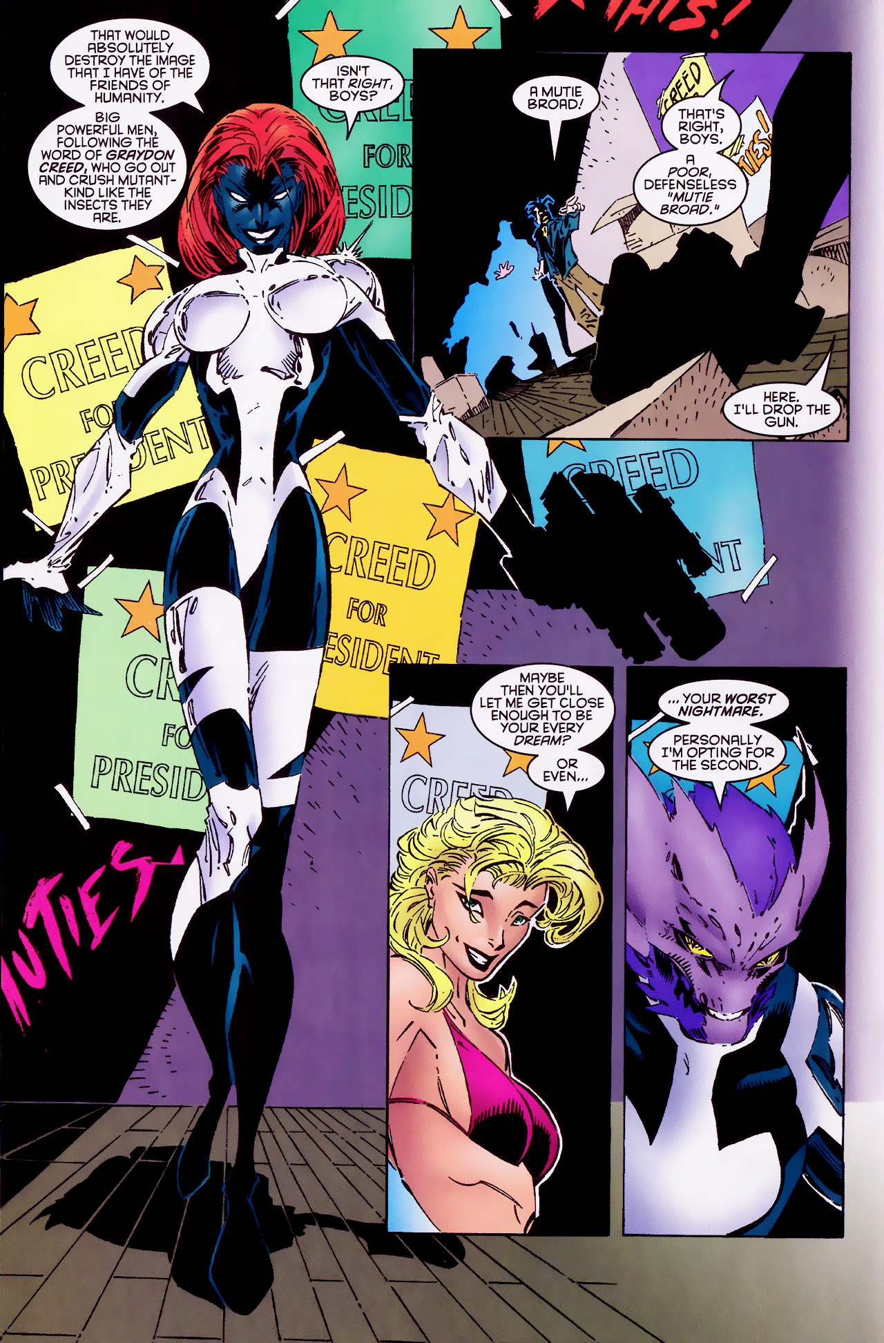 Read online X-Factor (1986) comic -  Issue #127 - 20
