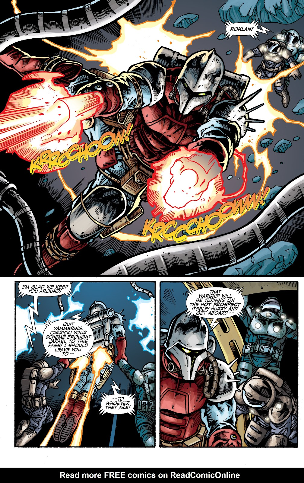 Read online Star Wars Legends: The Old Republic - Epic Collection comic -  Issue # TPB 3 (Part 2) - 52