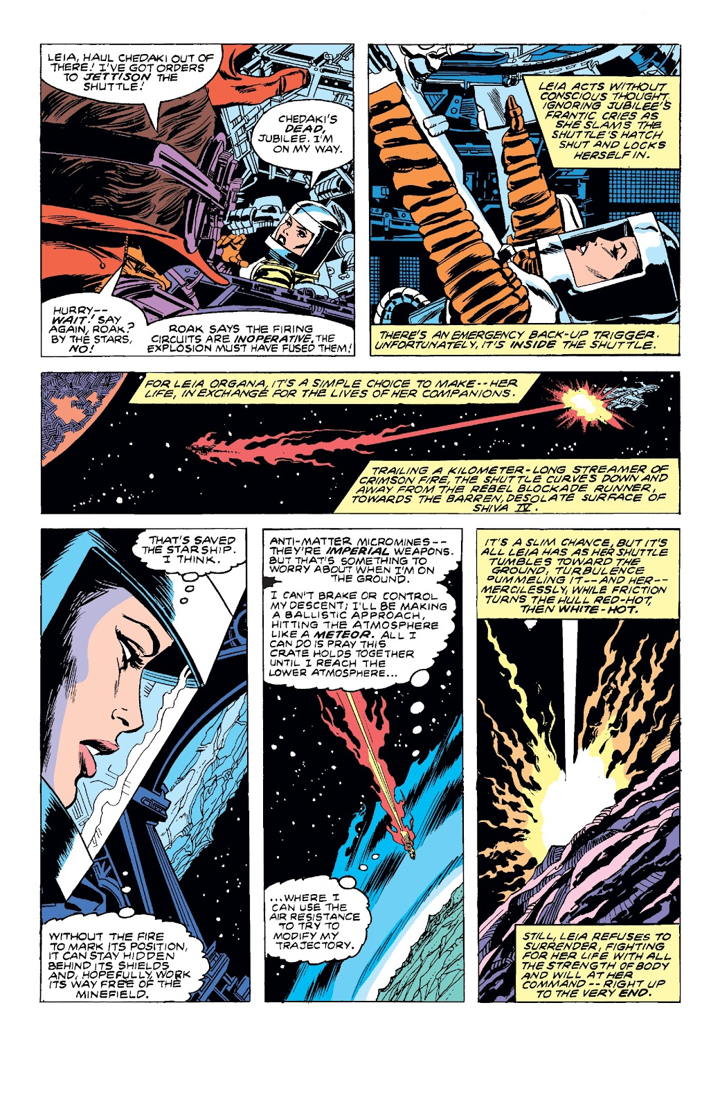 Read online Star Wars Legends: The Original Marvel Years - Epic Collection comic -  Issue # TPB 3 (Part 4) - 17