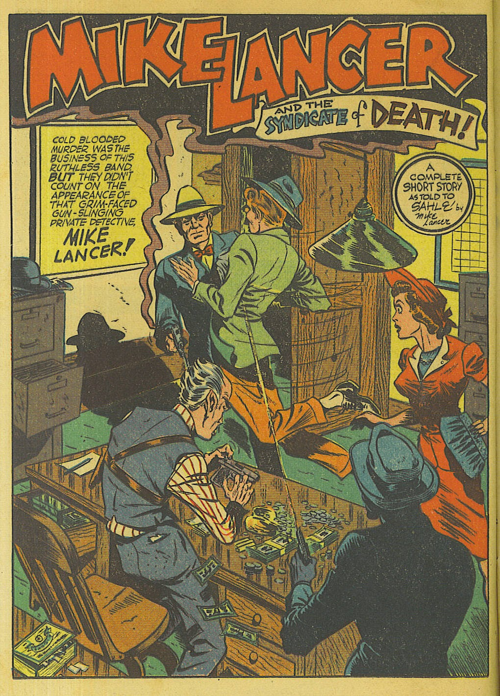 Green Hornet Comics issue 10 - Page 9