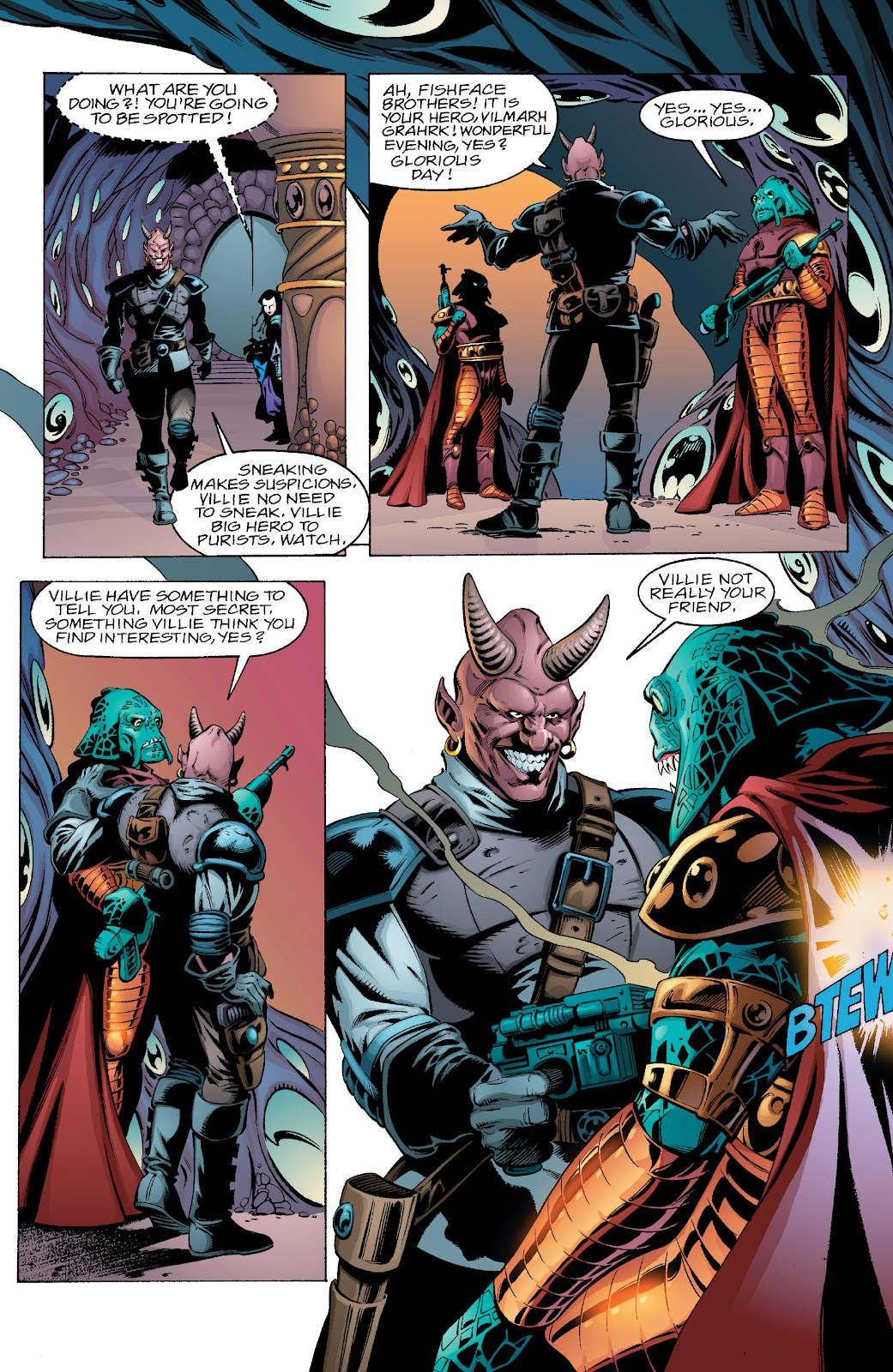 Read online Star Wars Legends: Rise of the Sith - Epic Collection comic -  Issue # TPB 1 (Part 5) - 66