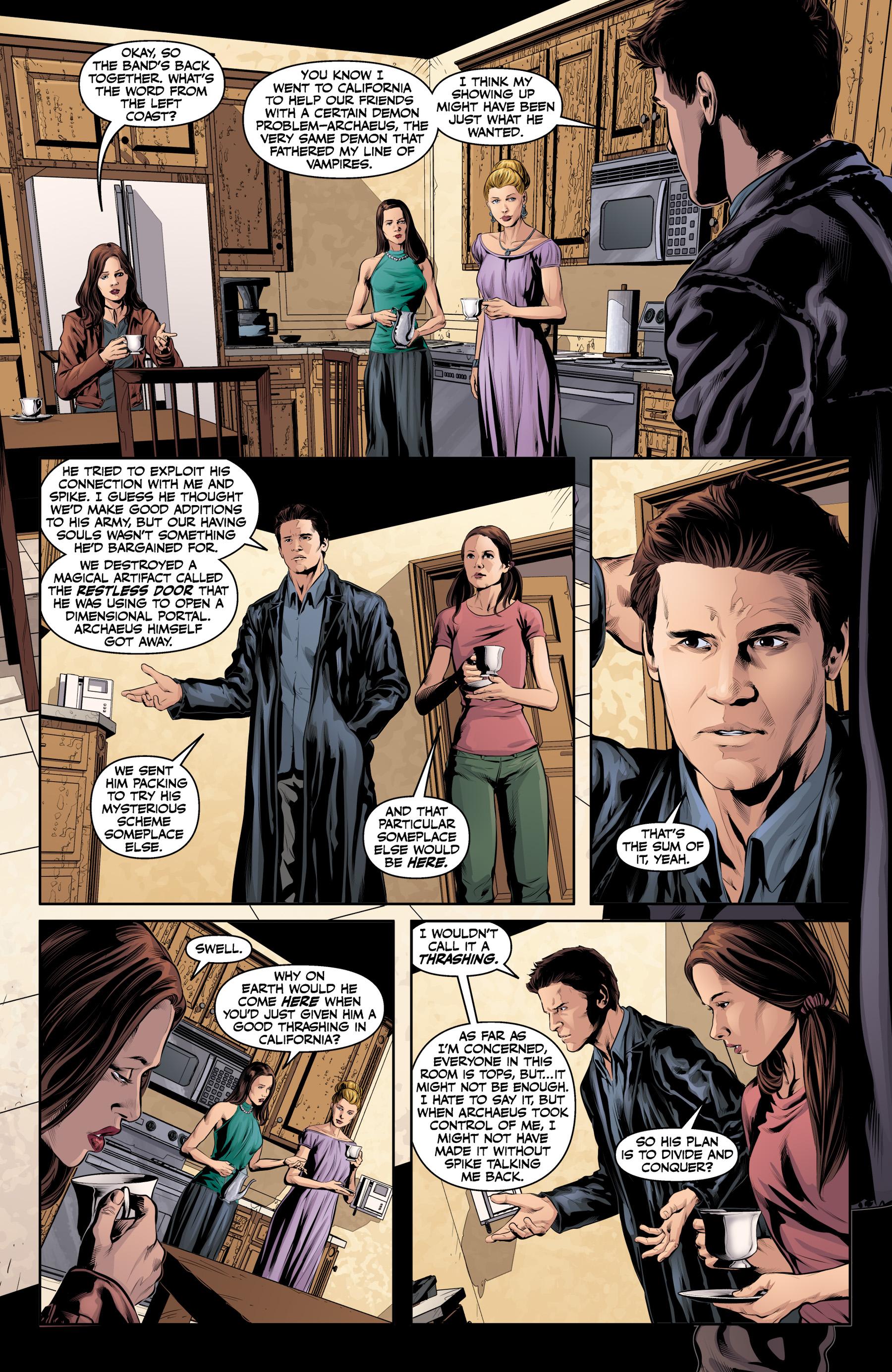 Read online Angel & Faith Season 10 comic -  Issue #19 - 9