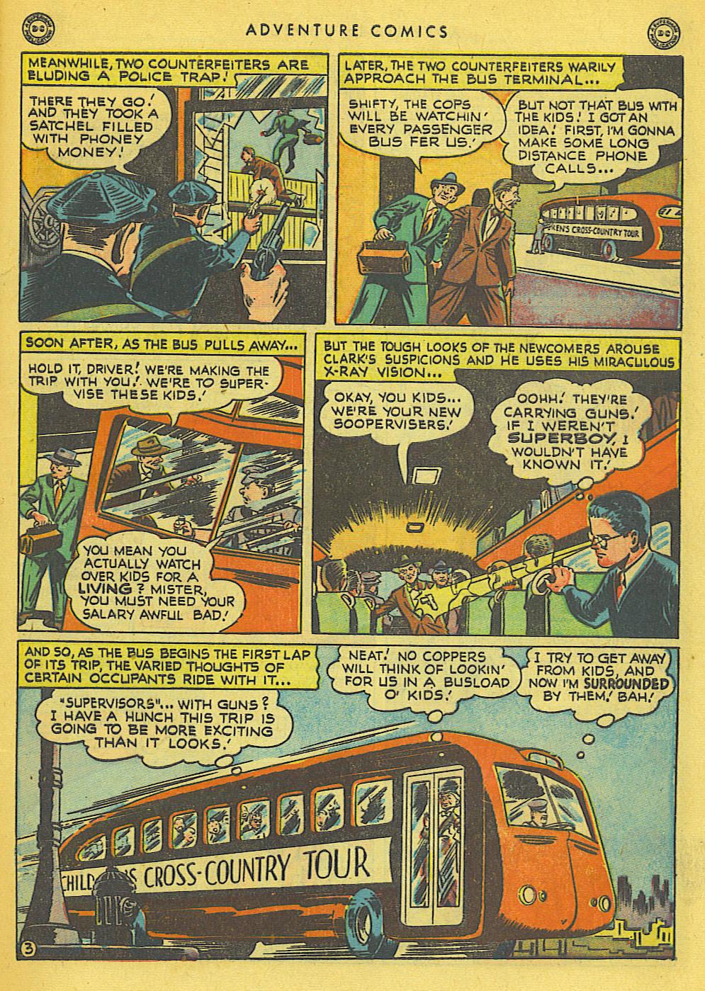 Read online Adventure Comics (1938) comic -  Issue #138 - 5