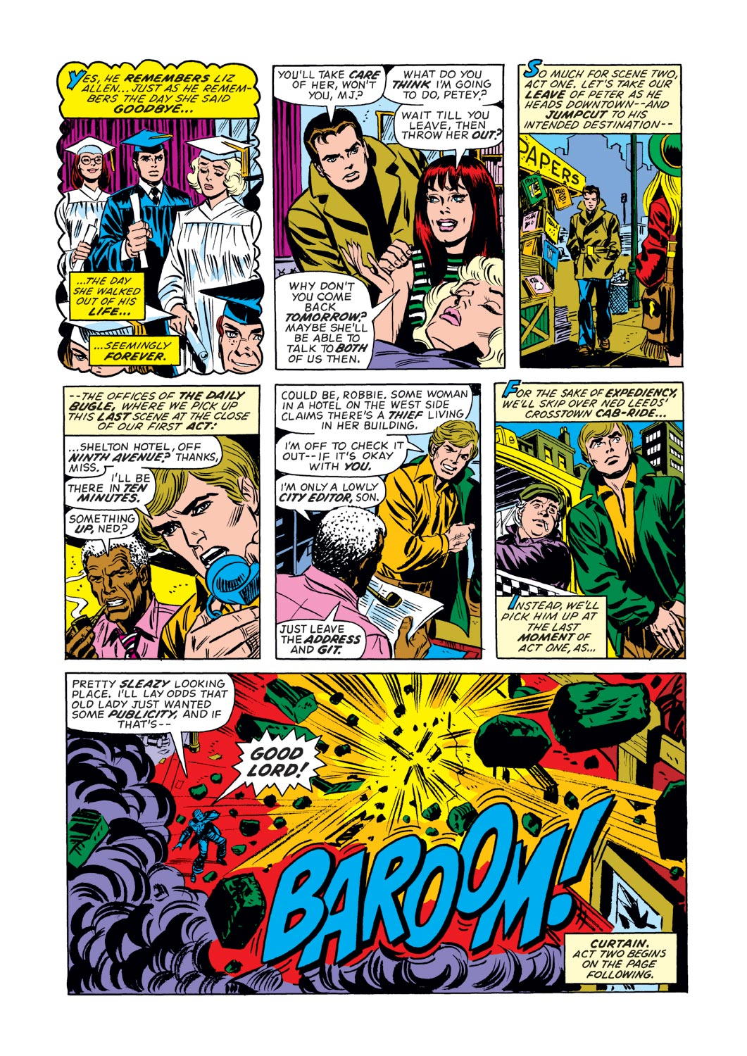 The Amazing Spider-Man (1963) 132 Page 7
