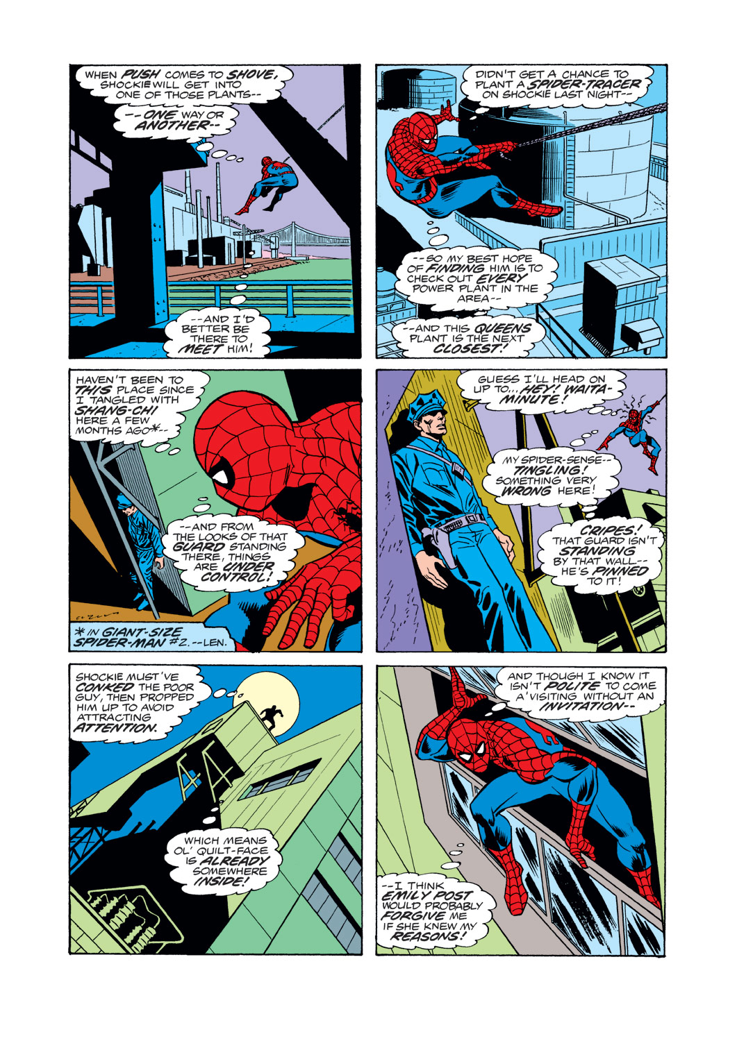 The Amazing Spider-Man (1963) 152 Page 10