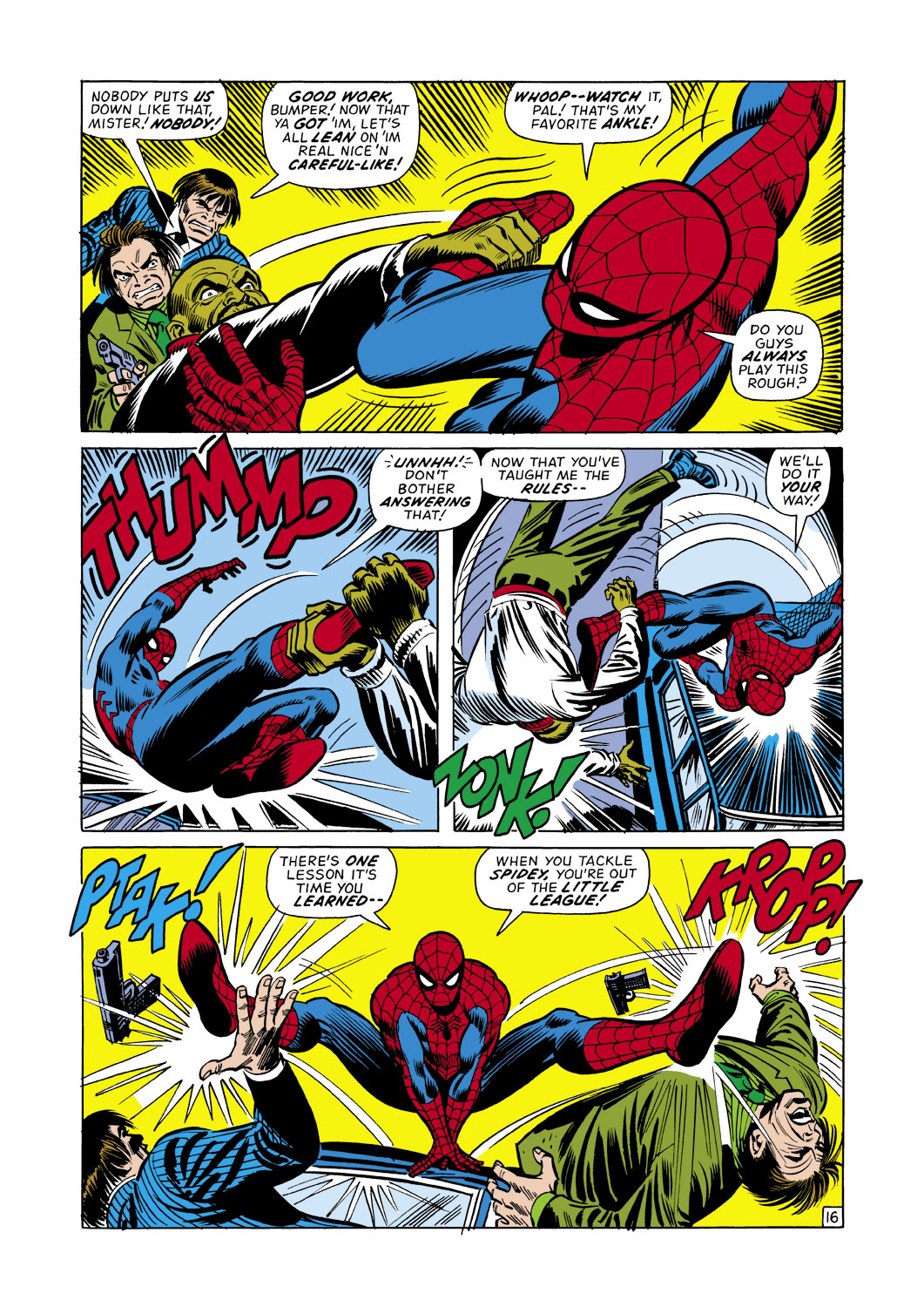 The Amazing Spider-Man (1963) 107 Page 16