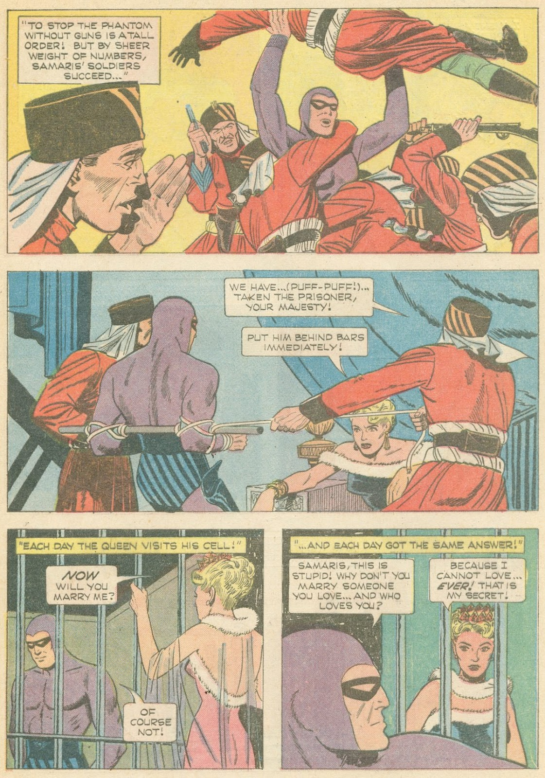 The Phantom (1962) issue 17 - Page 29