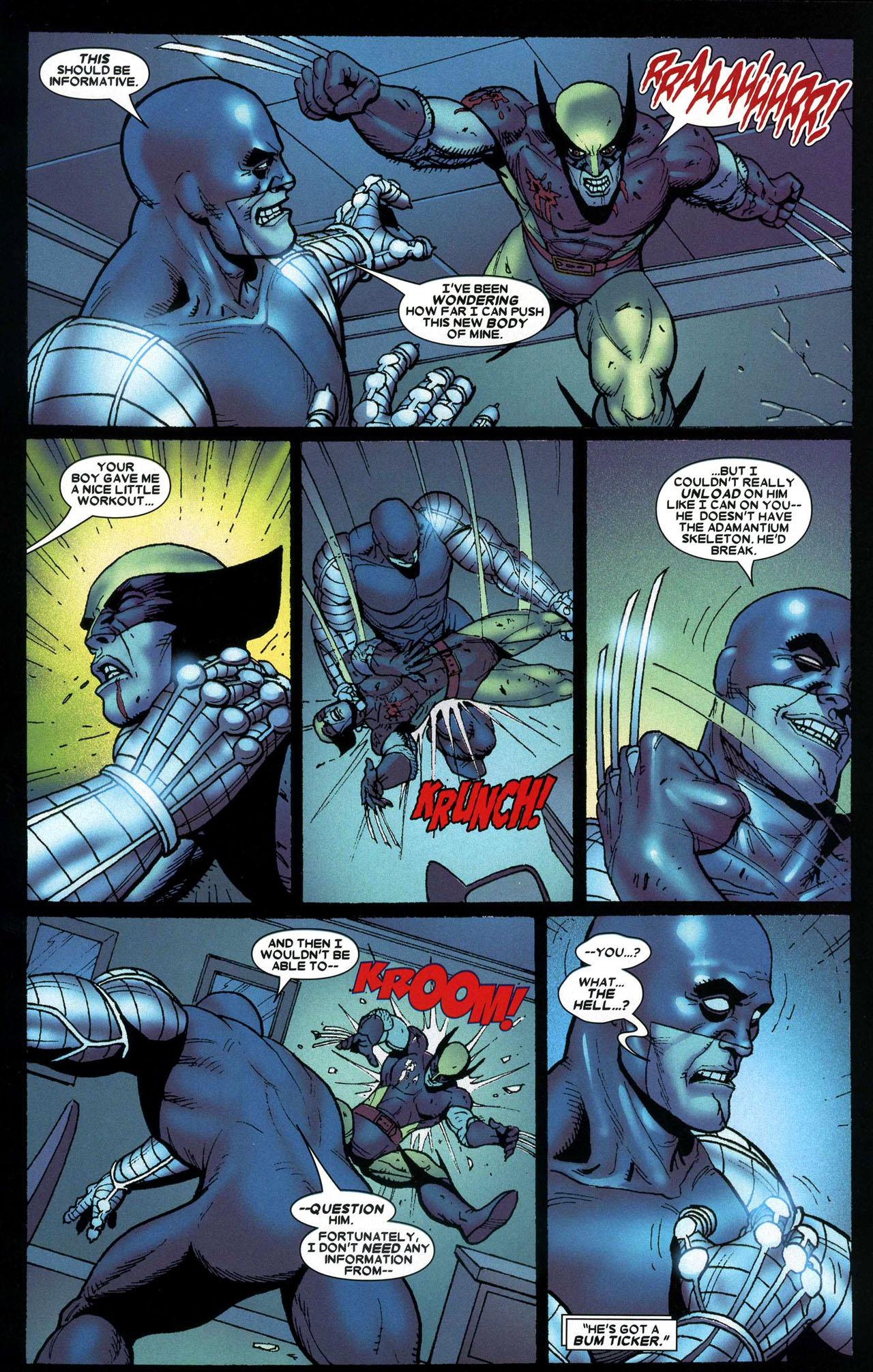 Read online Wolverine: Origins comic -  Issue #14 - 12