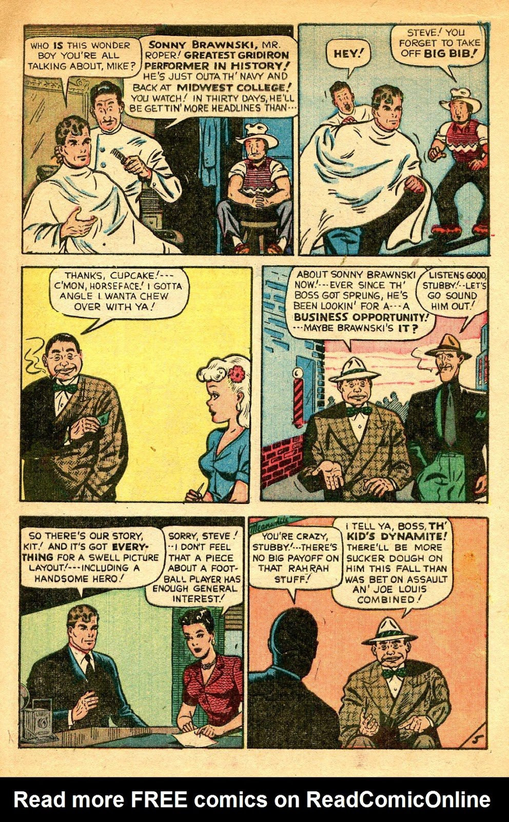 Read online Famous Funnies comic -  Issue #178 - 13