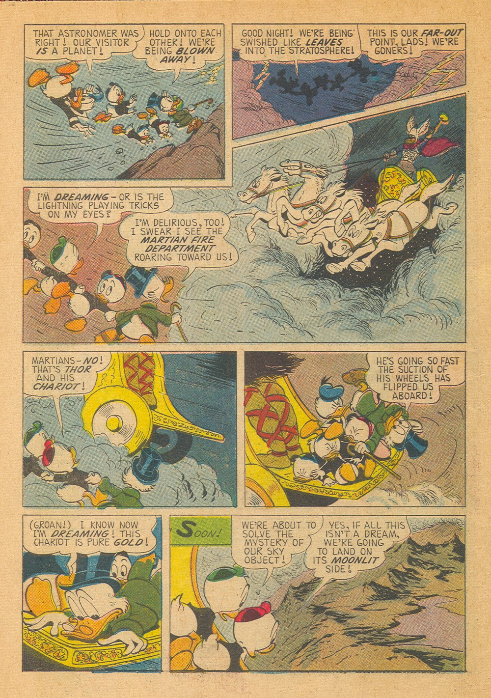 Read online Uncle Scrooge (1953) comic -  Issue #34 - 6
