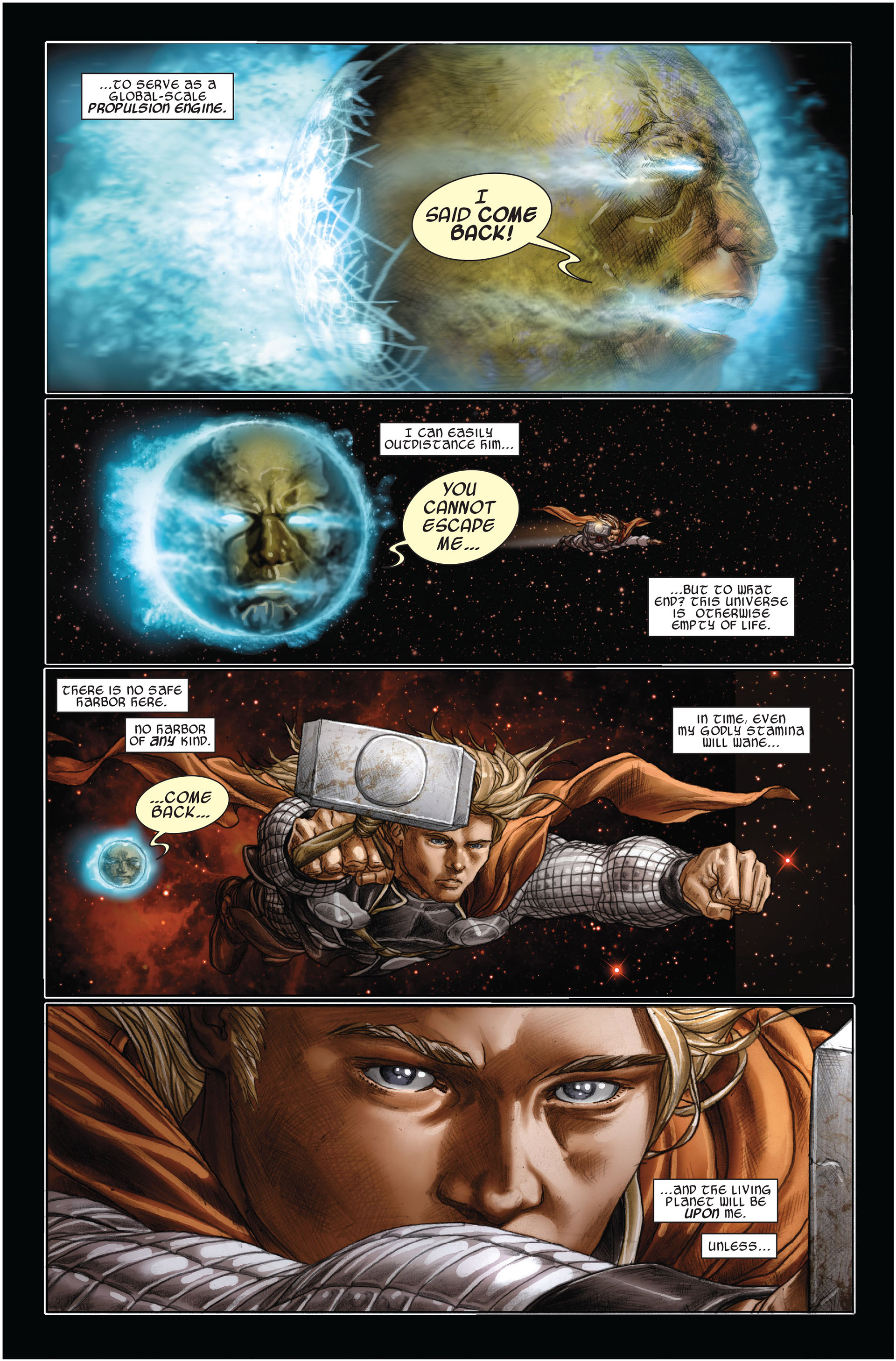Read online Astonishing Thor comic -  Issue #3 - 6