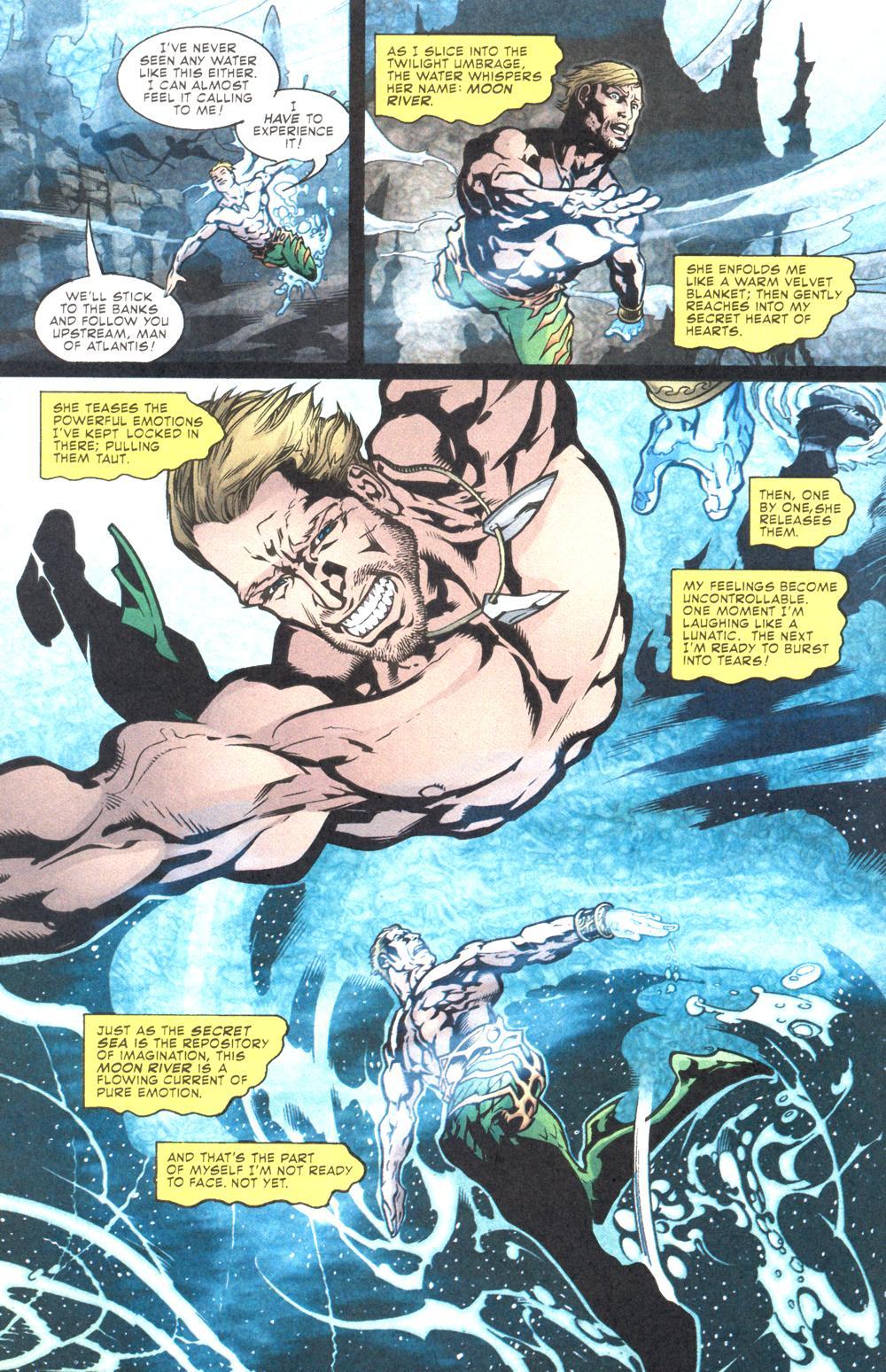Read online Aquaman (2003) comic -  Issue #10 - 9