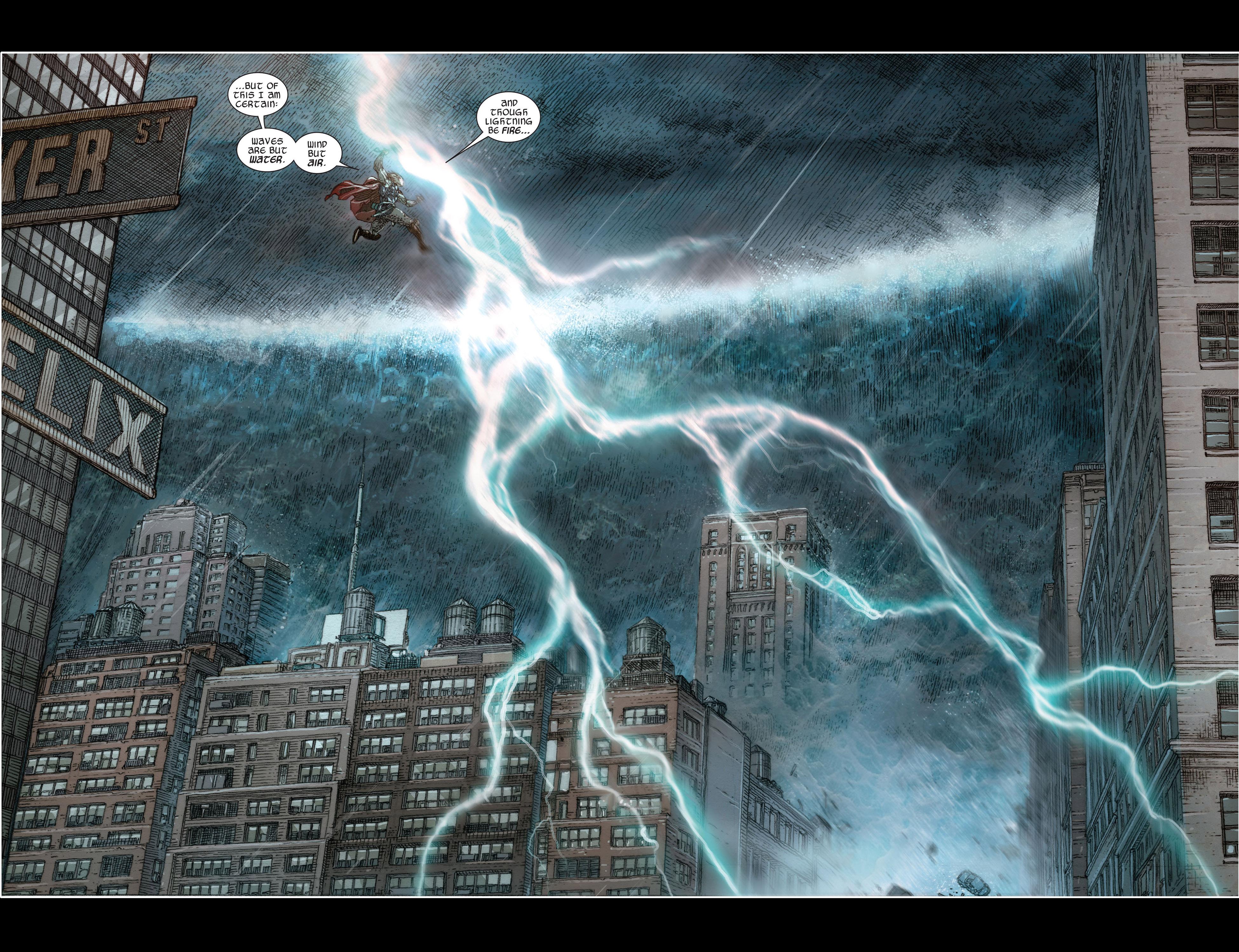 Read online Astonishing Thor comic -  Issue #1 - 3