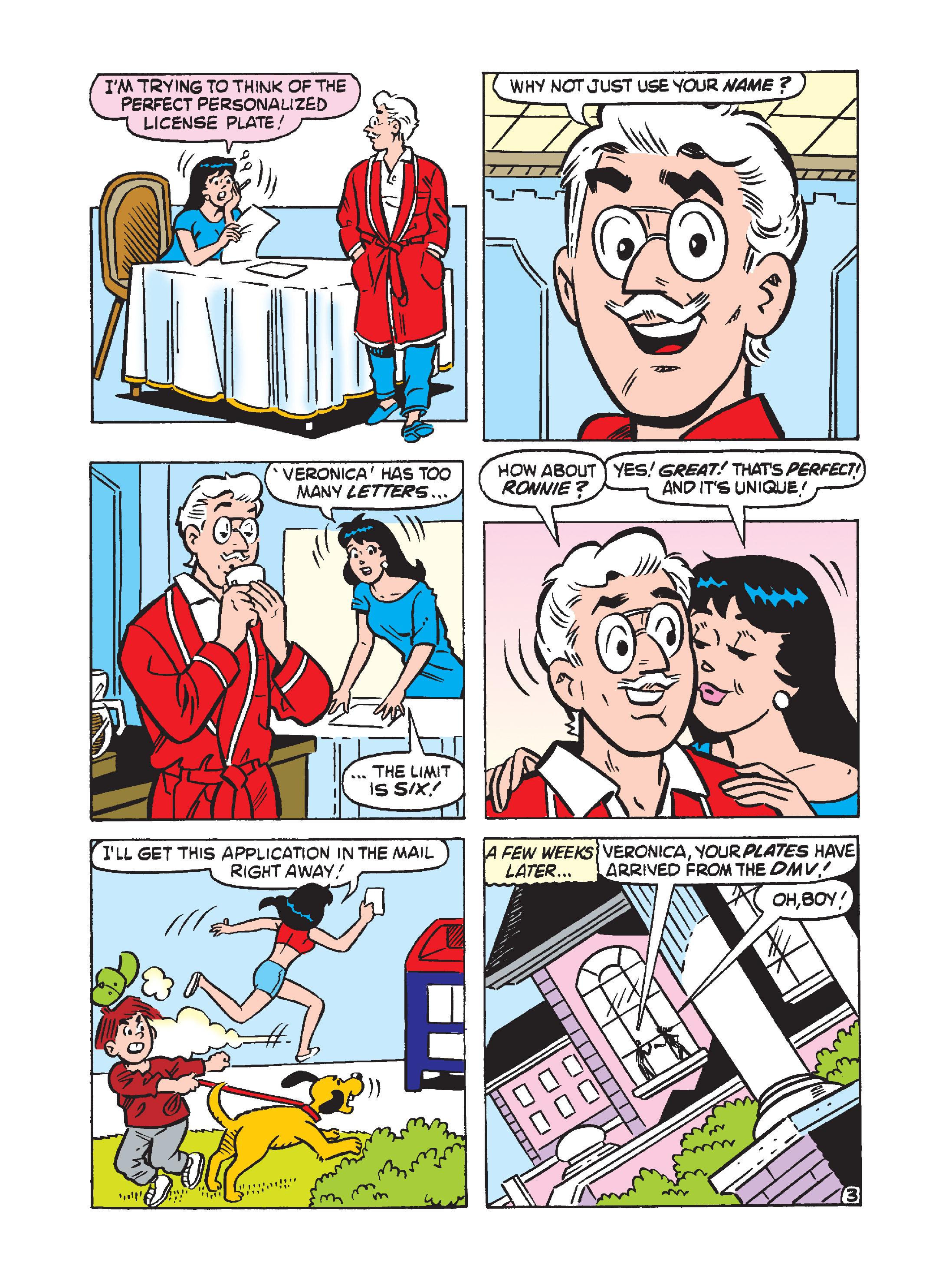Read online Archie 1000 Page Comics Bonanza comic -  Issue #1 (Part 1) - 156