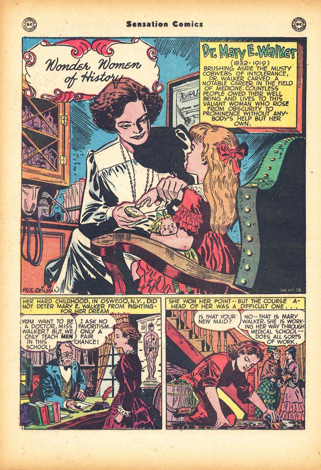 Read online Sensation (Mystery) Comics comic -  Issue #78 - 34