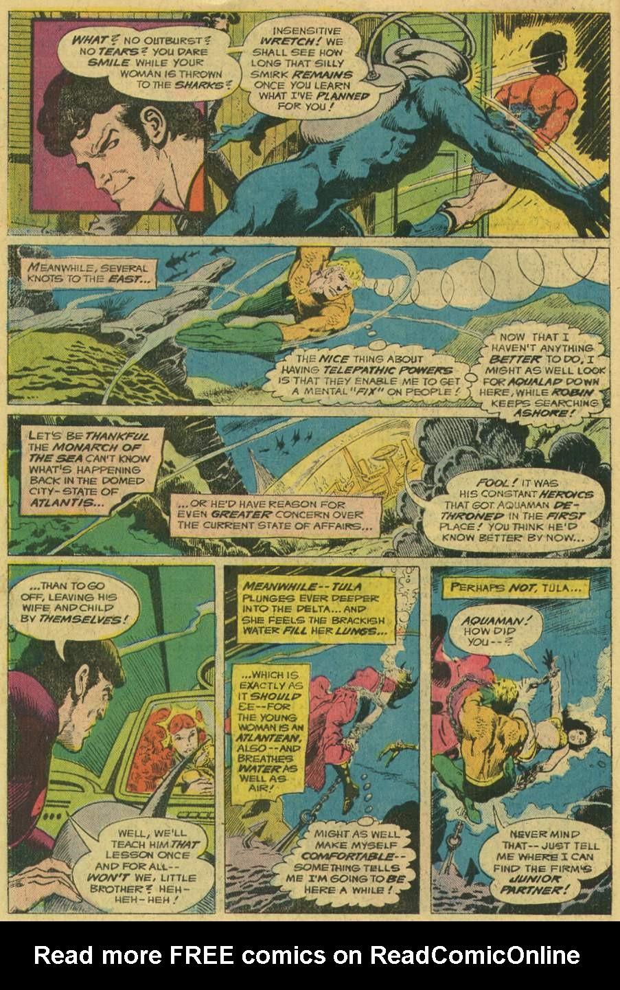 Read online Adventure Comics (1938) comic -  Issue #446 - 10