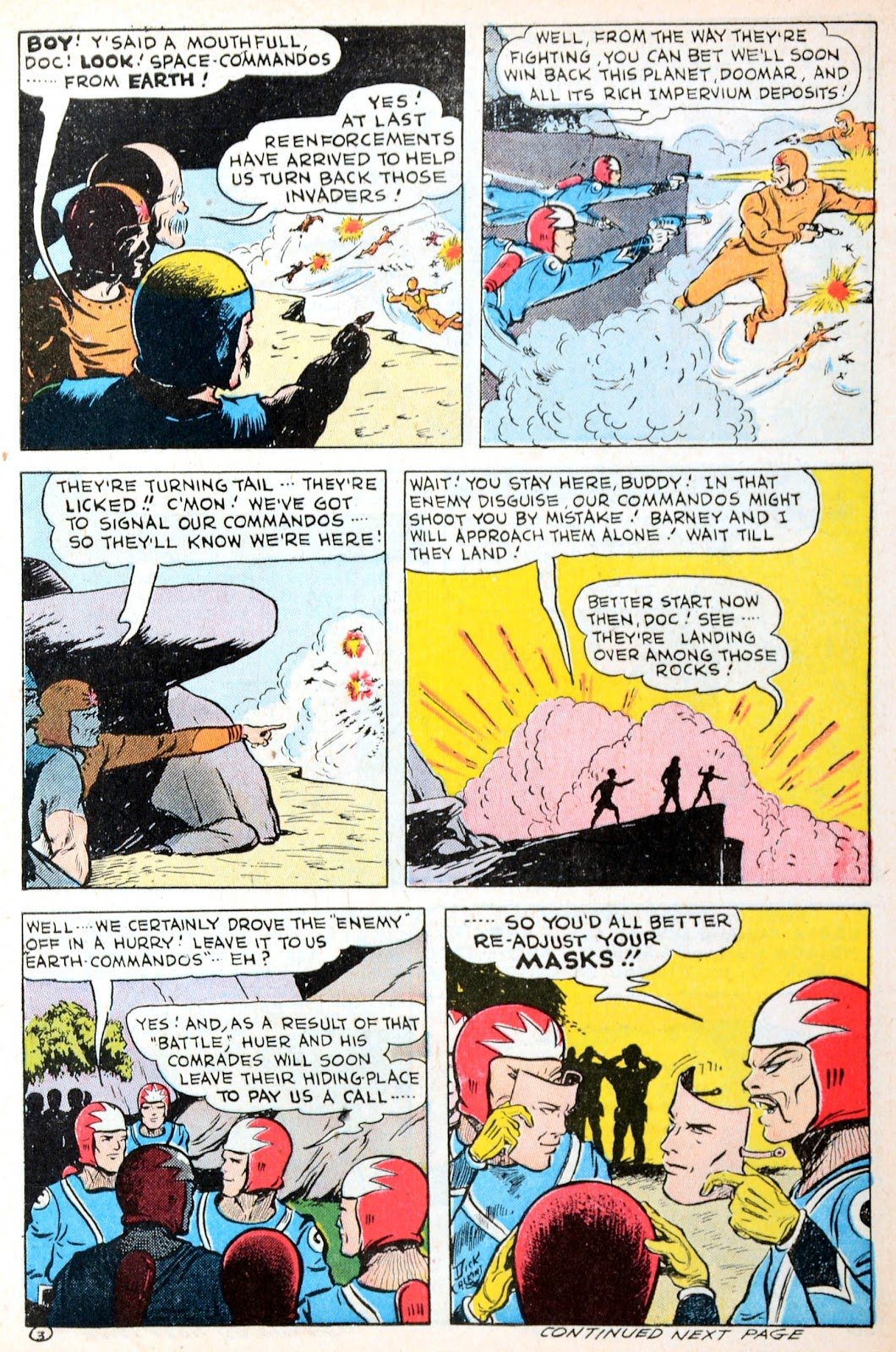 Read online Famous Funnies comic -  Issue #120 - 7