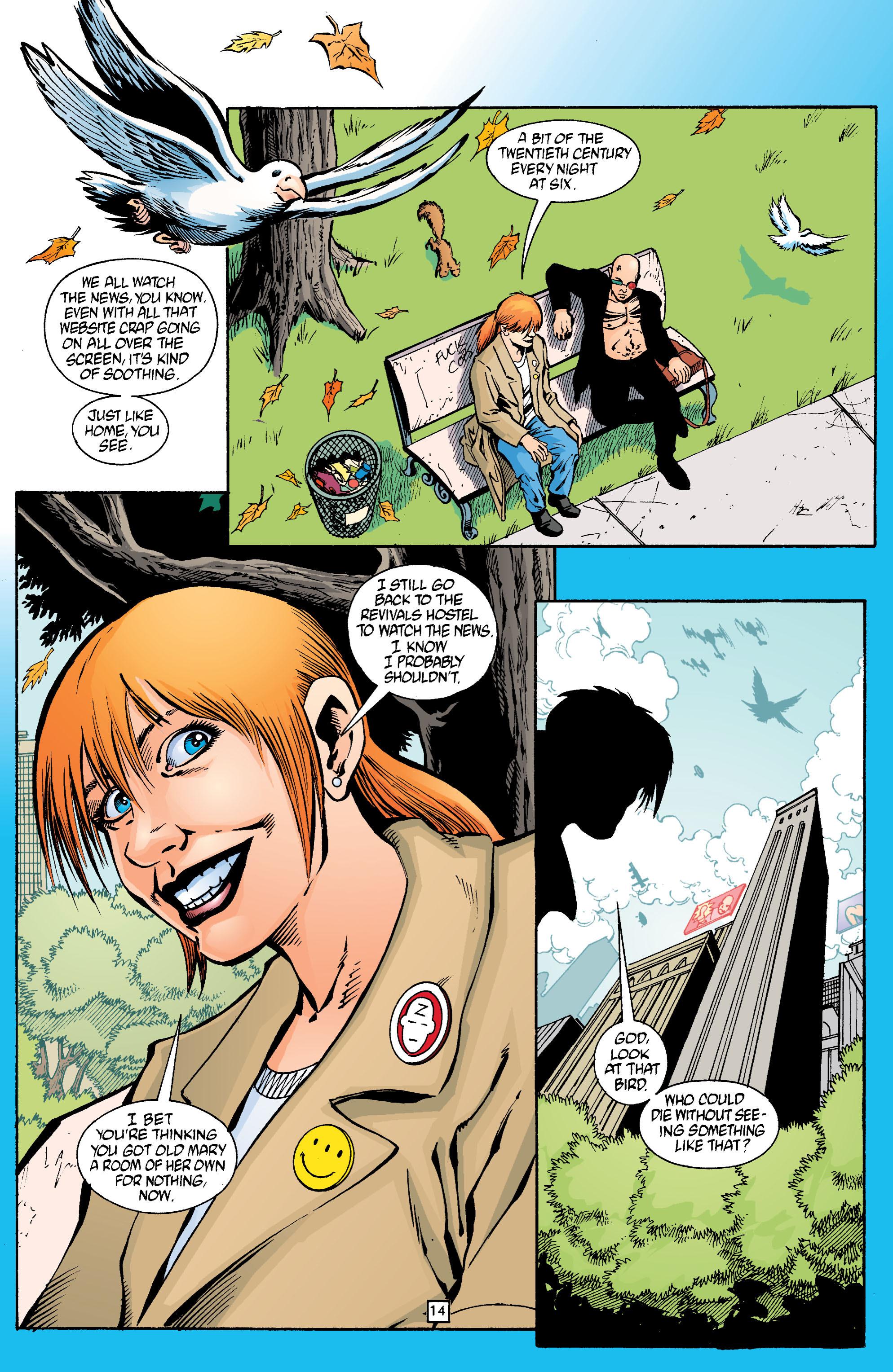 Read online Transmetropolitan comic -  Issue #22 - 15