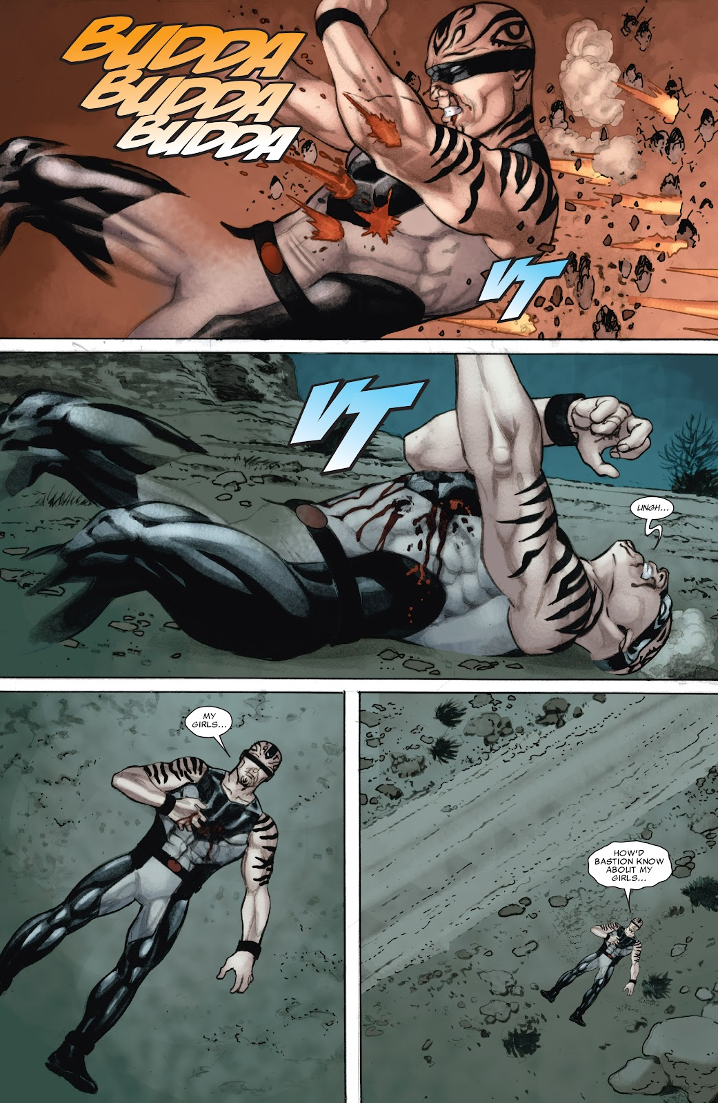 Read online X-Men: Second Coming comic -  Issue # _TPB (Part 2) - 64