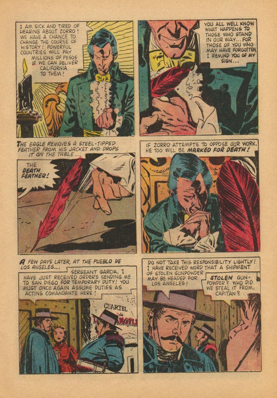 Zorro (1966) issue 2 - Page 5