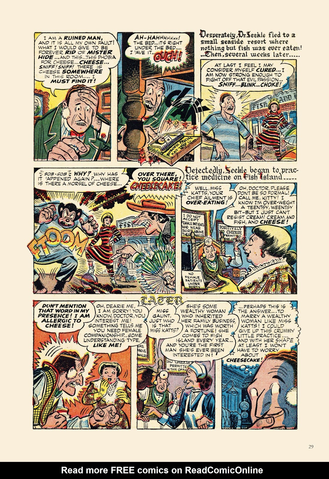 Read online Sincerest Form of Parody: The Best 1950s MAD-Inspired Satirical Comics comic -  Issue # TPB (Part 1) - 30