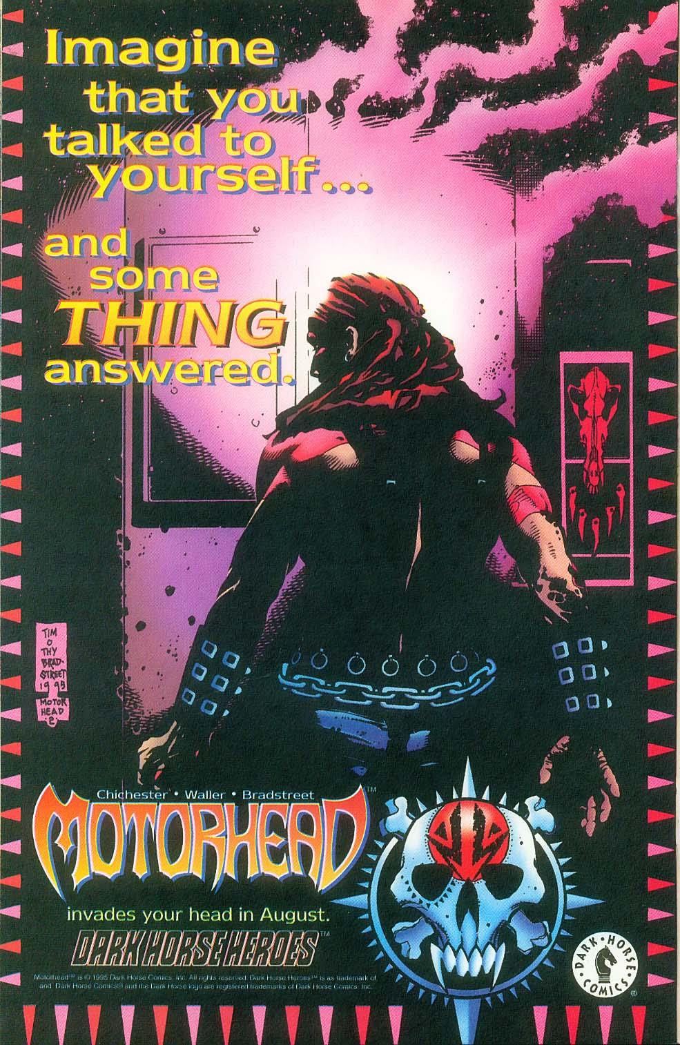 Godzilla (1995) Issue #3 #4 - English 30