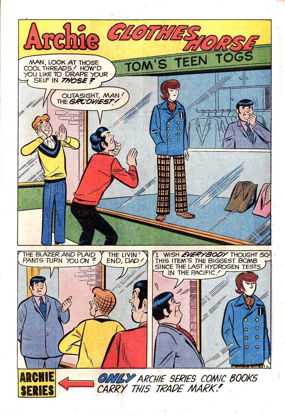 Read online Archie (1960) comic -  Issue #202 - 13