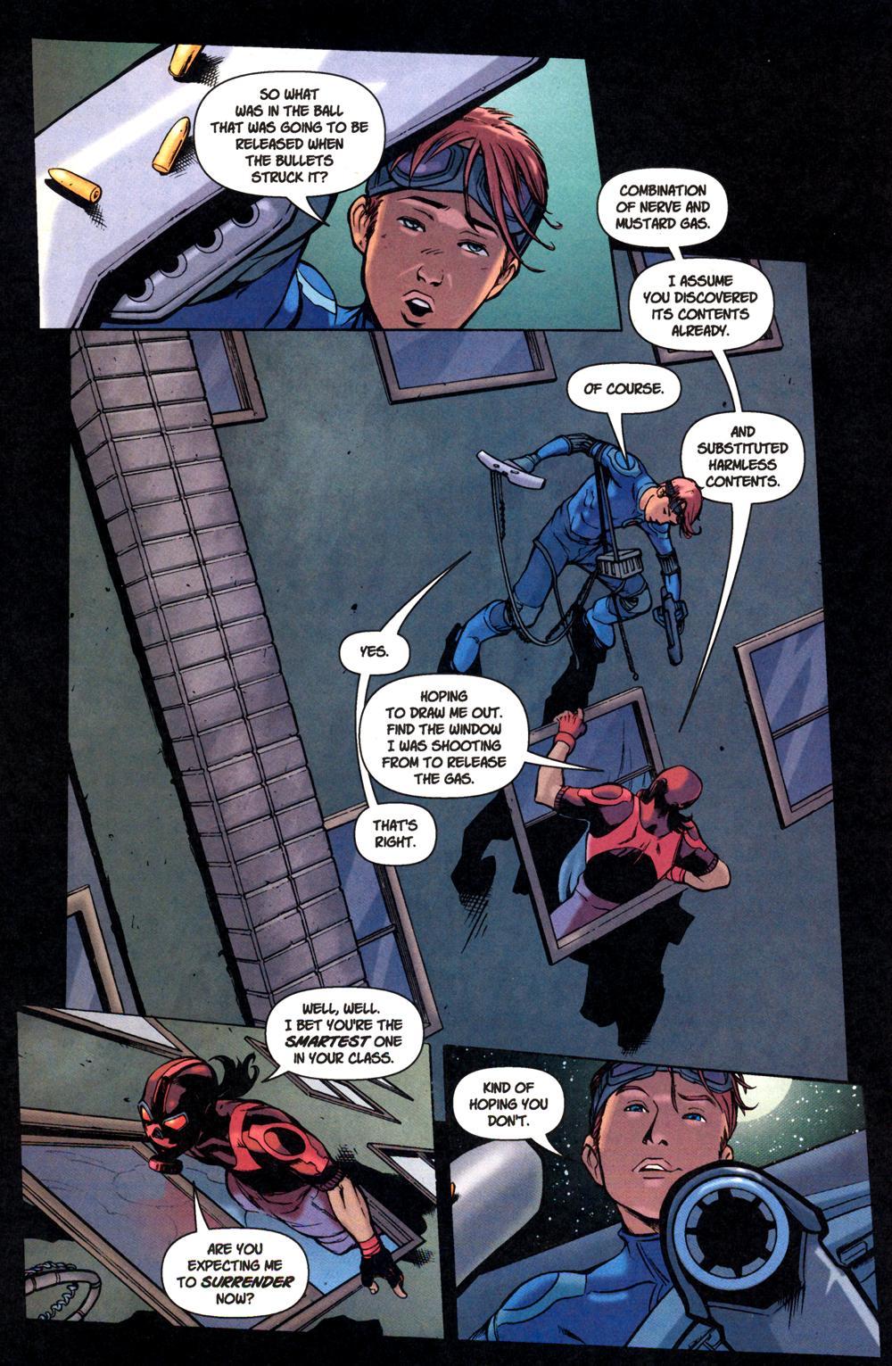 Read online SpyBoy: Final Exam comic -  Issue #1 - 6