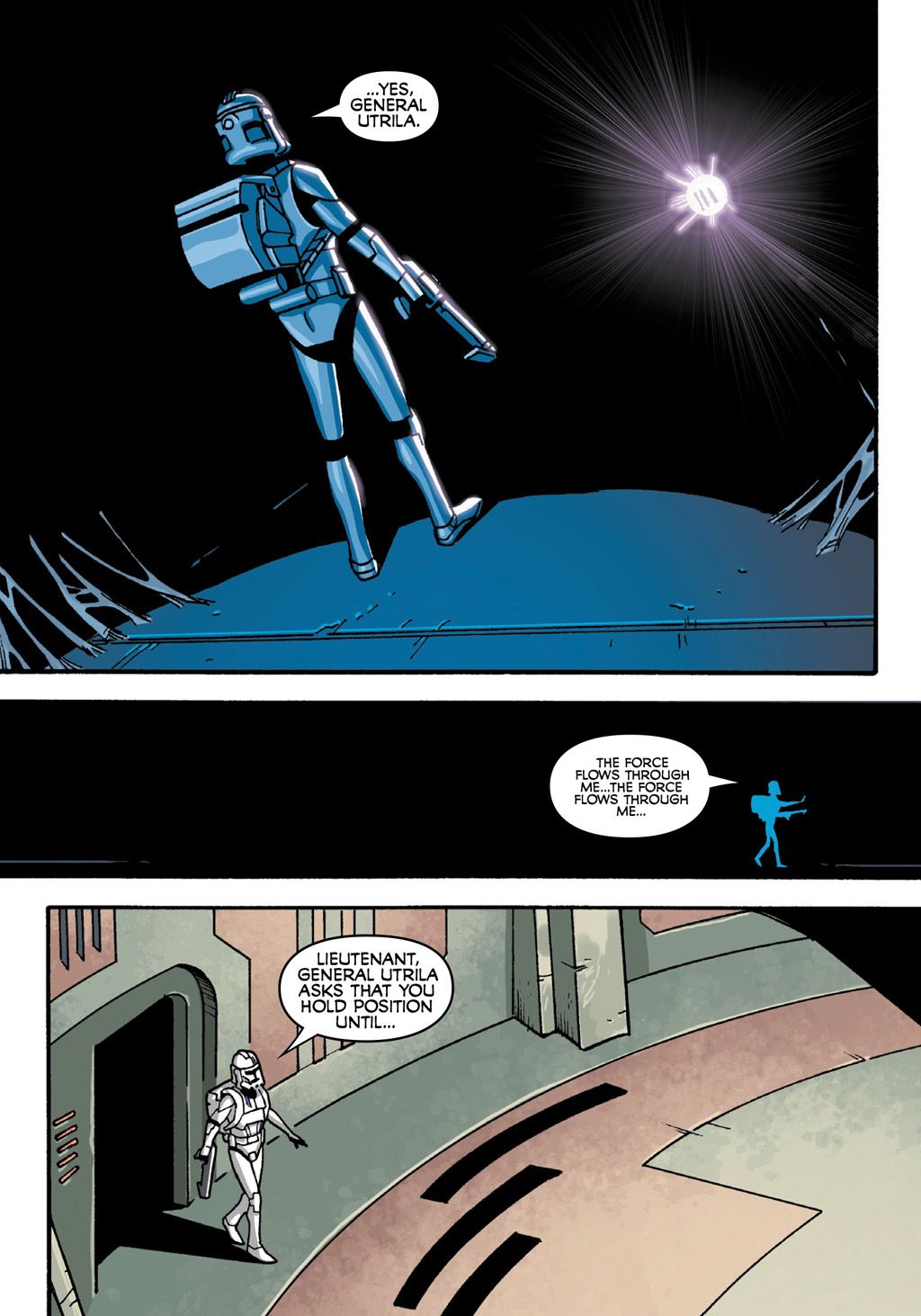 Read online Star Wars: The Clone Wars - Defenders of the Lost Temple comic -  Issue # Full - 30